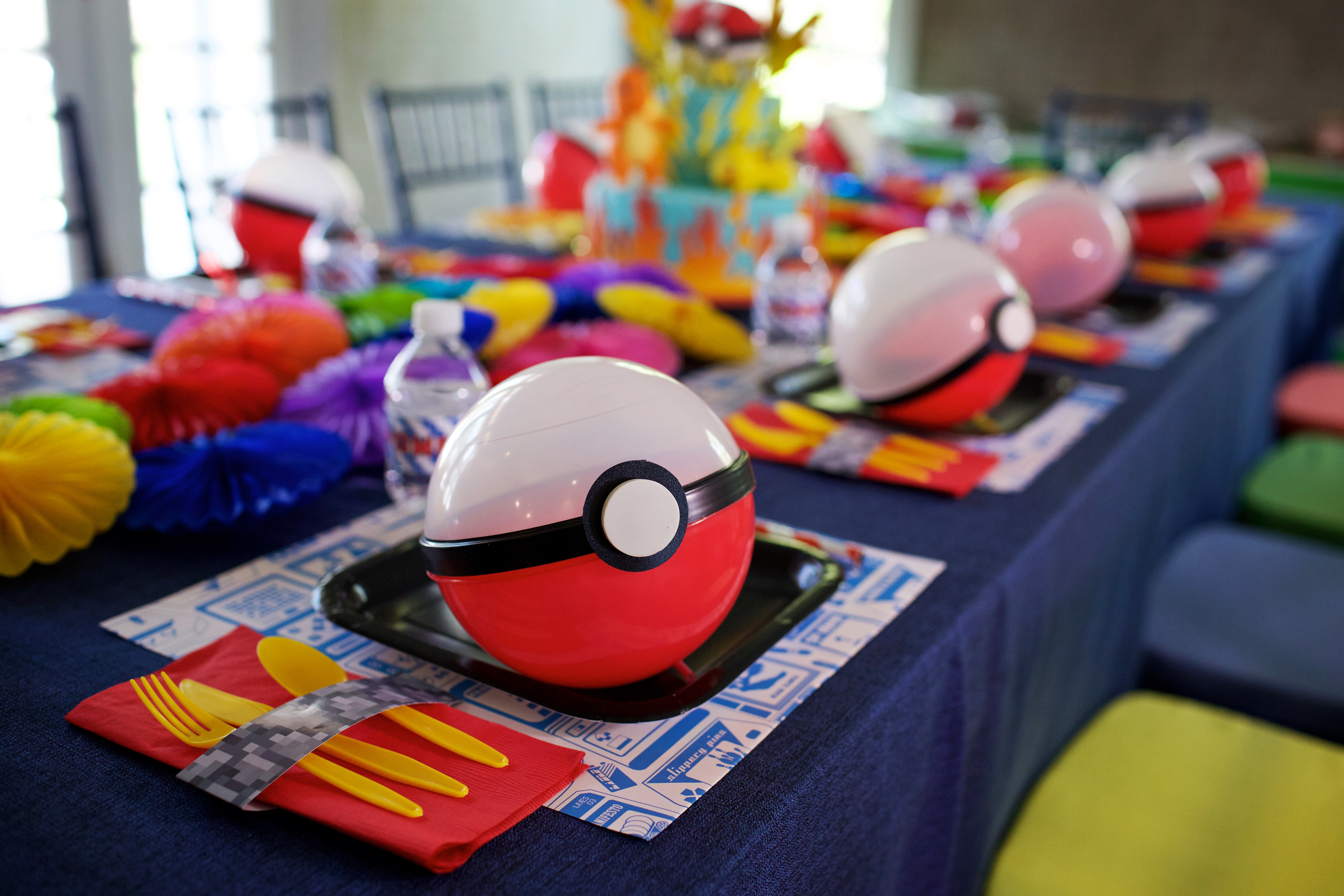 Video Games Themed Birthday - Bellwether Events