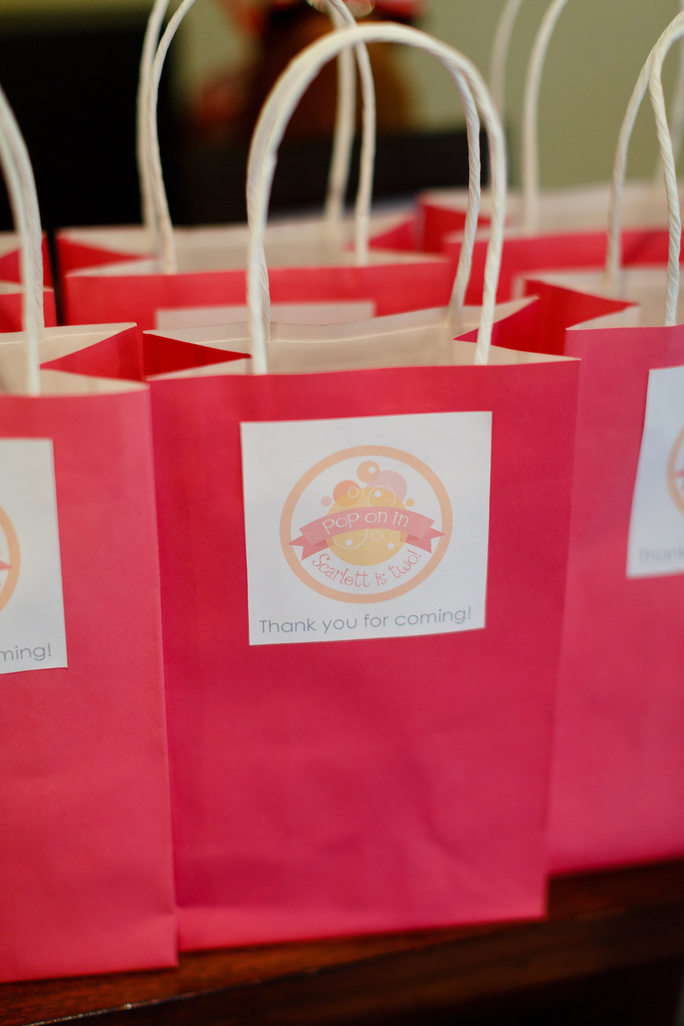 Bubbles & Brunch 2nd Birthday Party - Bellwether Events