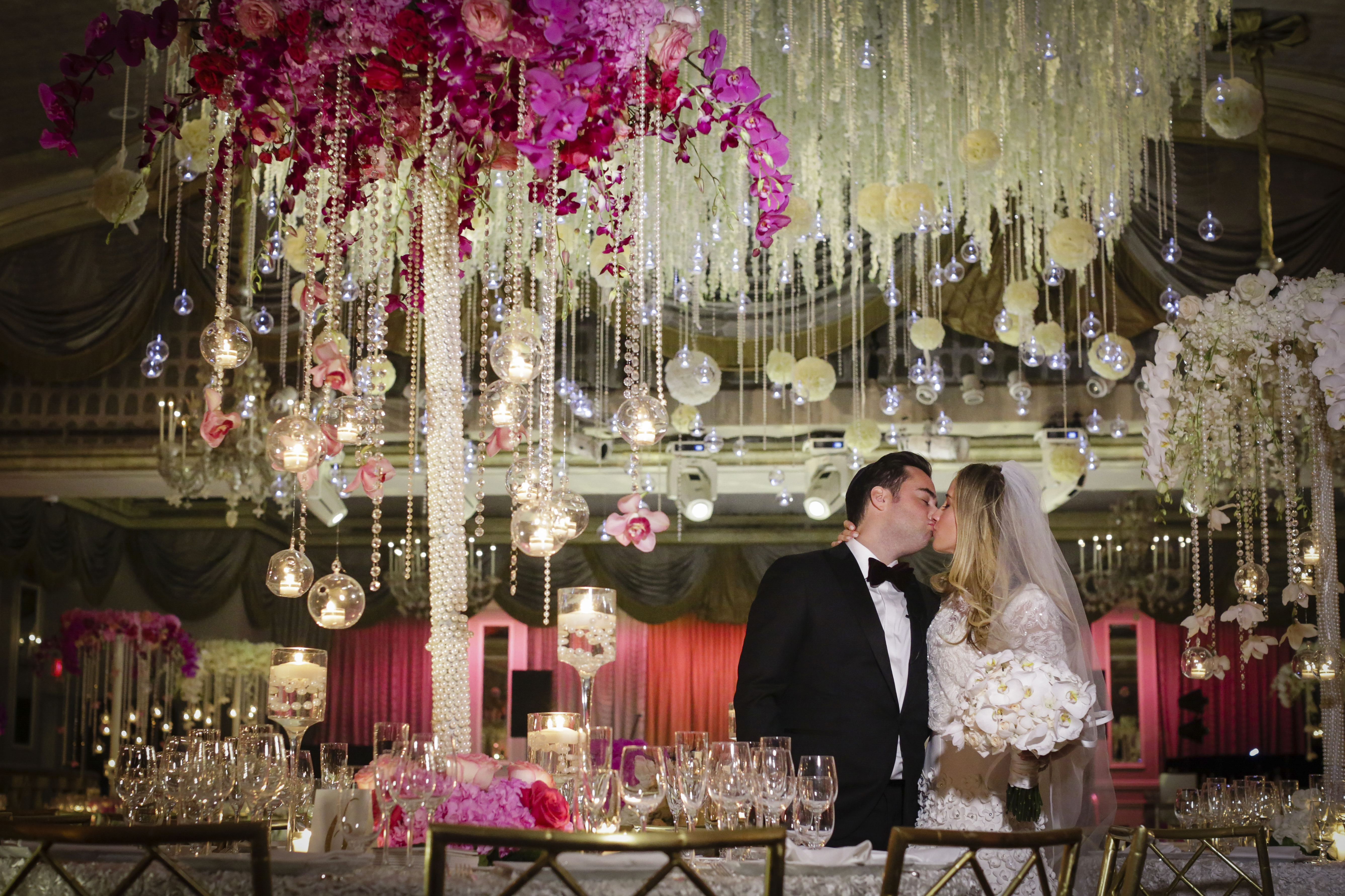 Exquisite Wedding at The Pierre - Anthony Vazquez Photography