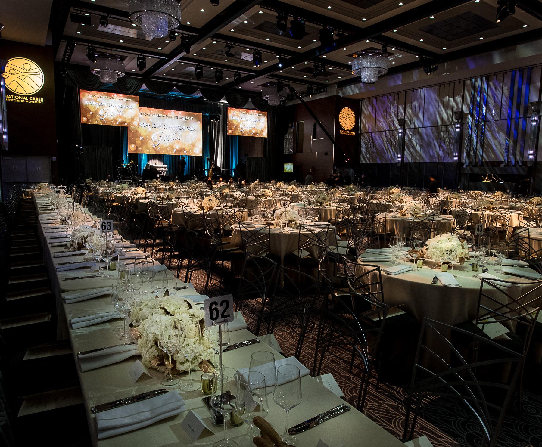 Beautiful Non Profit Gala - Ziegfeld Ballroom