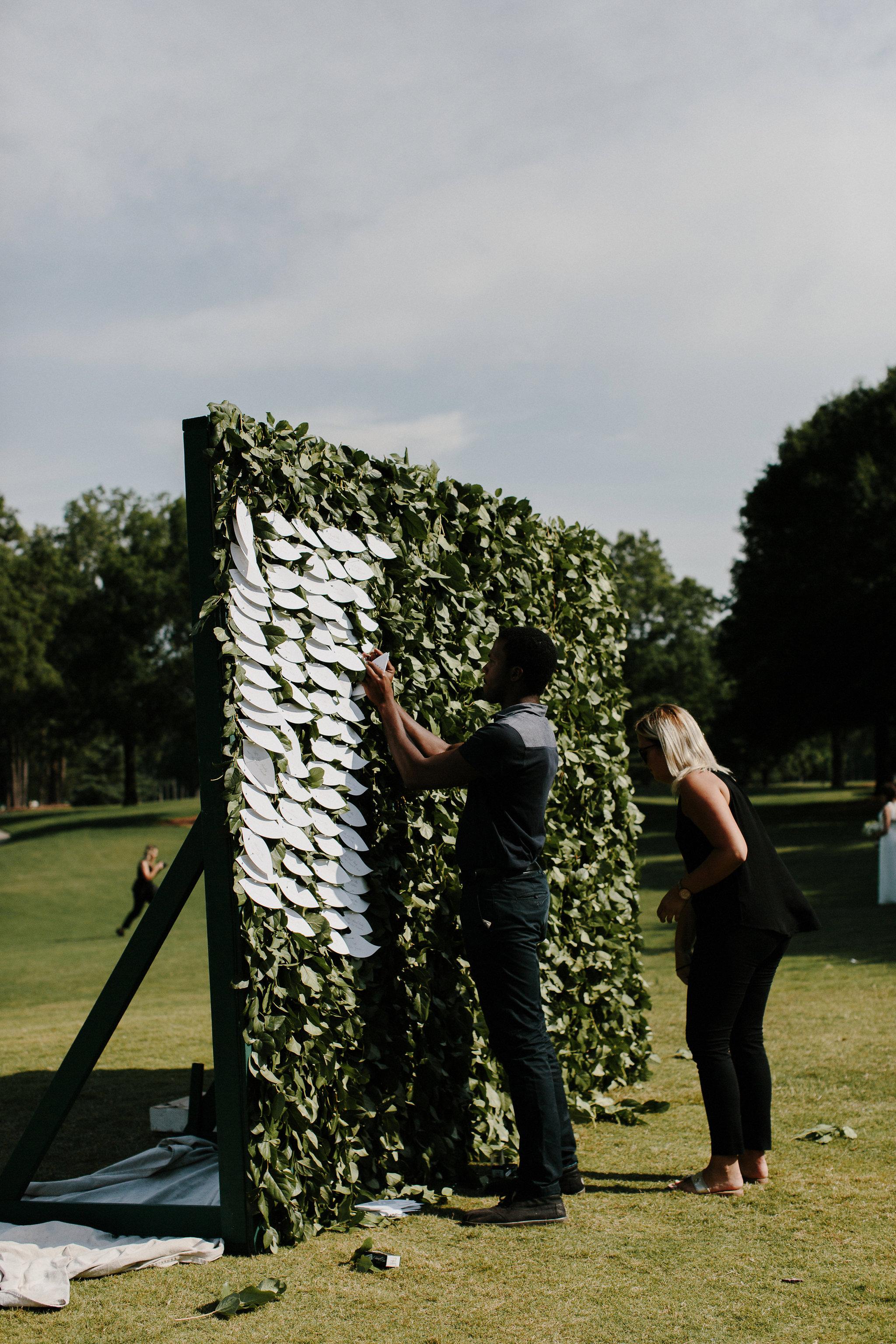 Tented White & Rose Wedding - Dina Berg Blazek Events