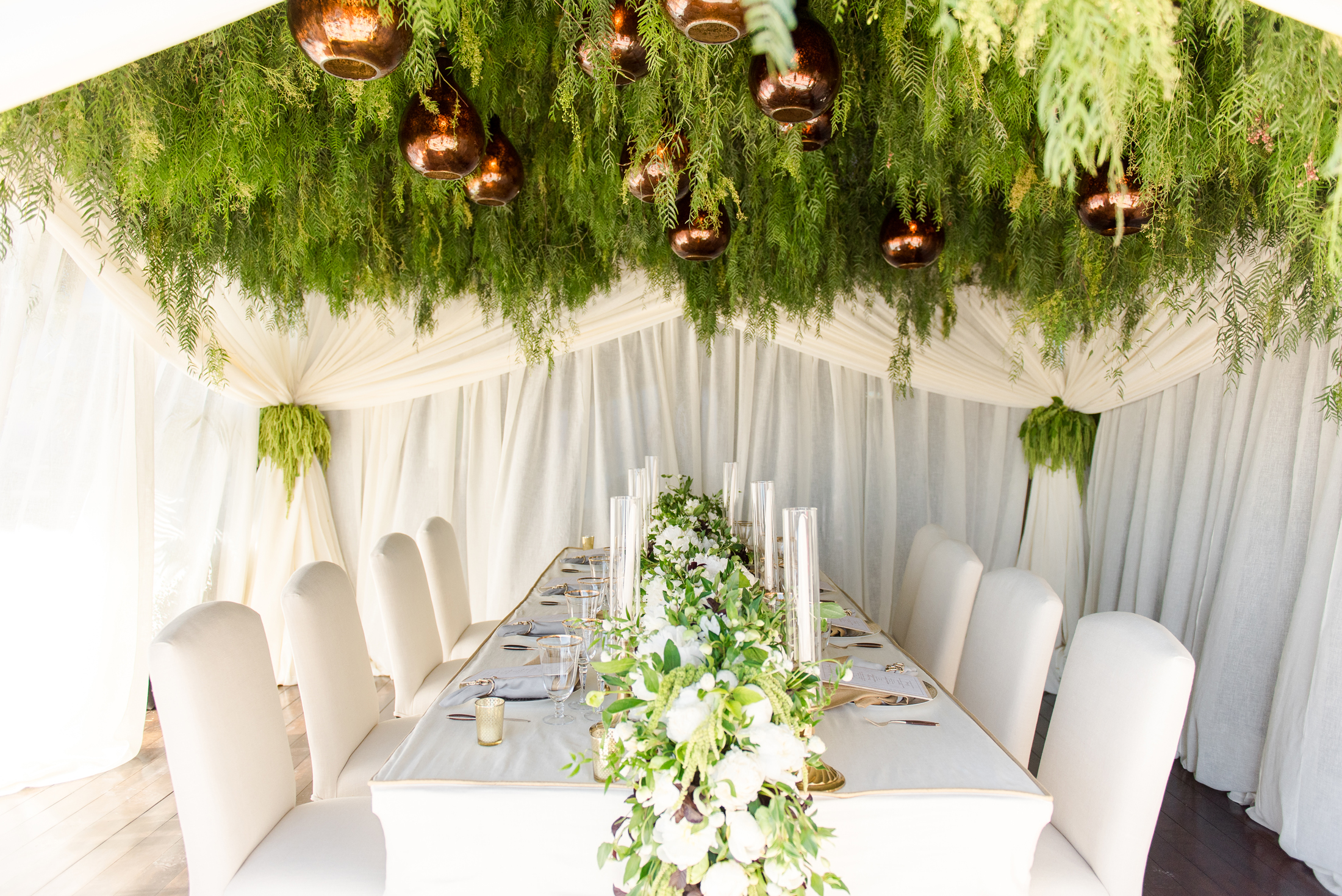 Safari Chic Dinner Party - Sonia Sharma Events