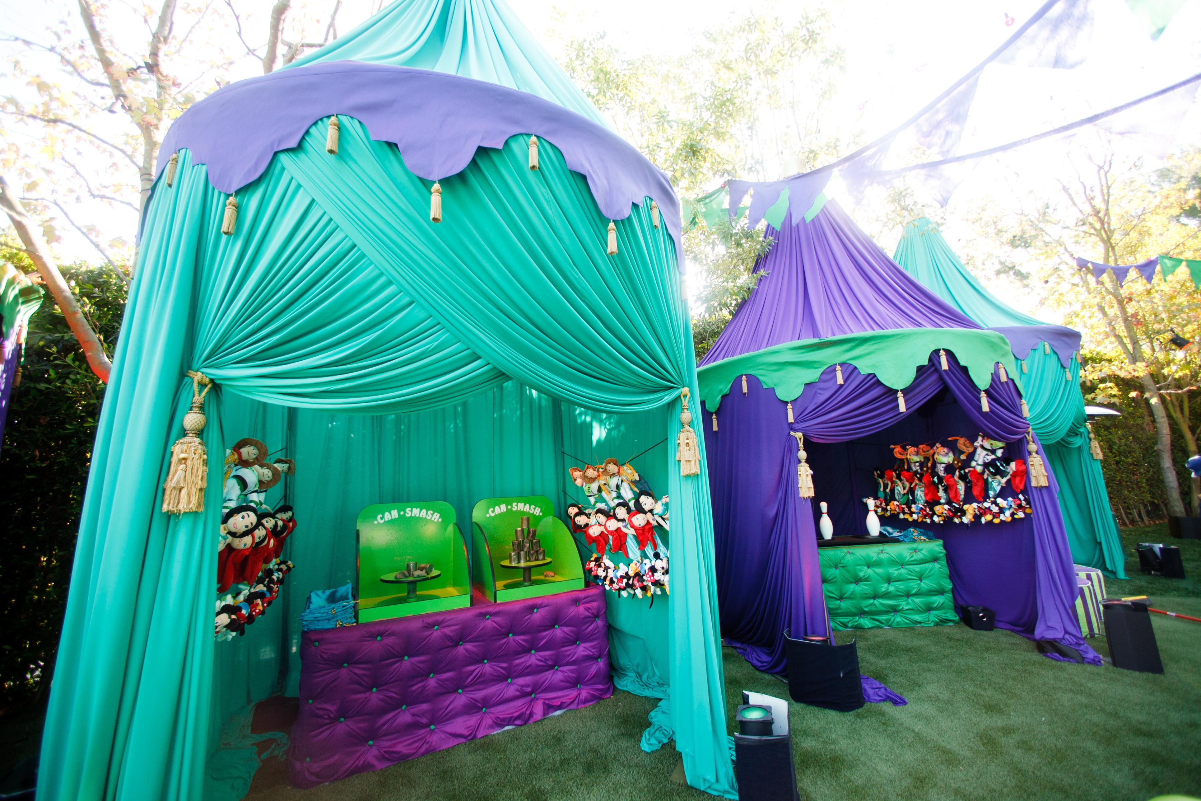 Shrek Playland Paradise Birthday Party - Sonia Sharma Events