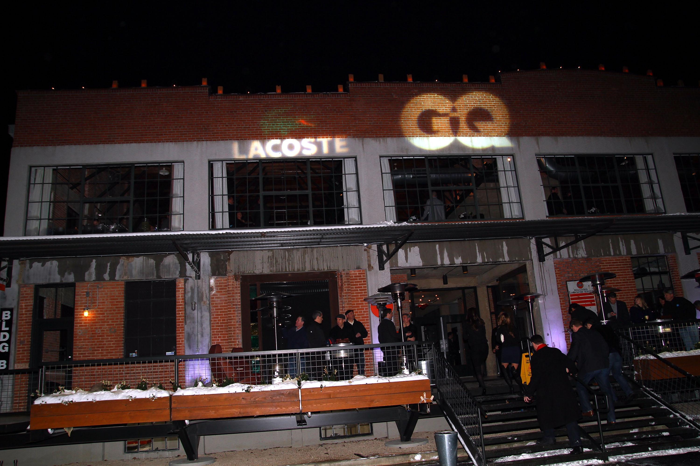 GQ & Lacoste Superbowl XLV 2011 - Hickory Street Annex