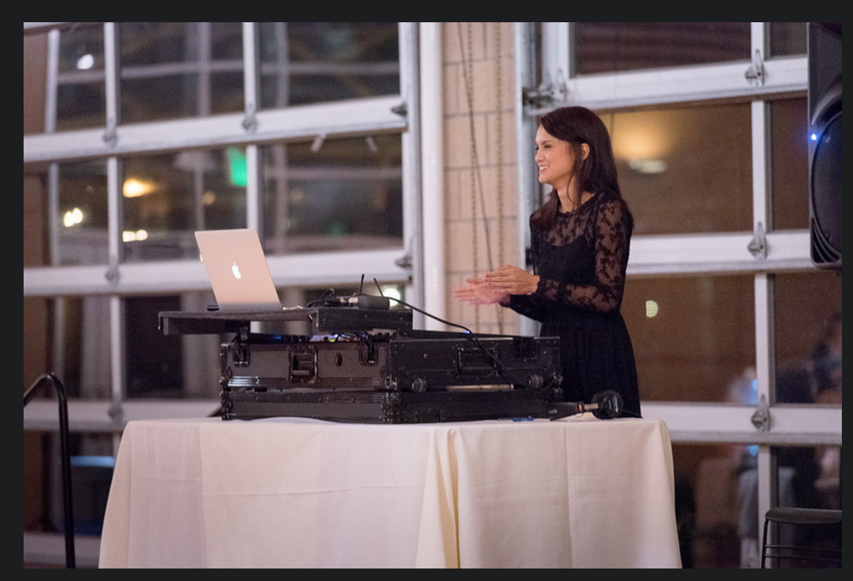 Dancing in Seattle Wedding - DJ Jack Farmer