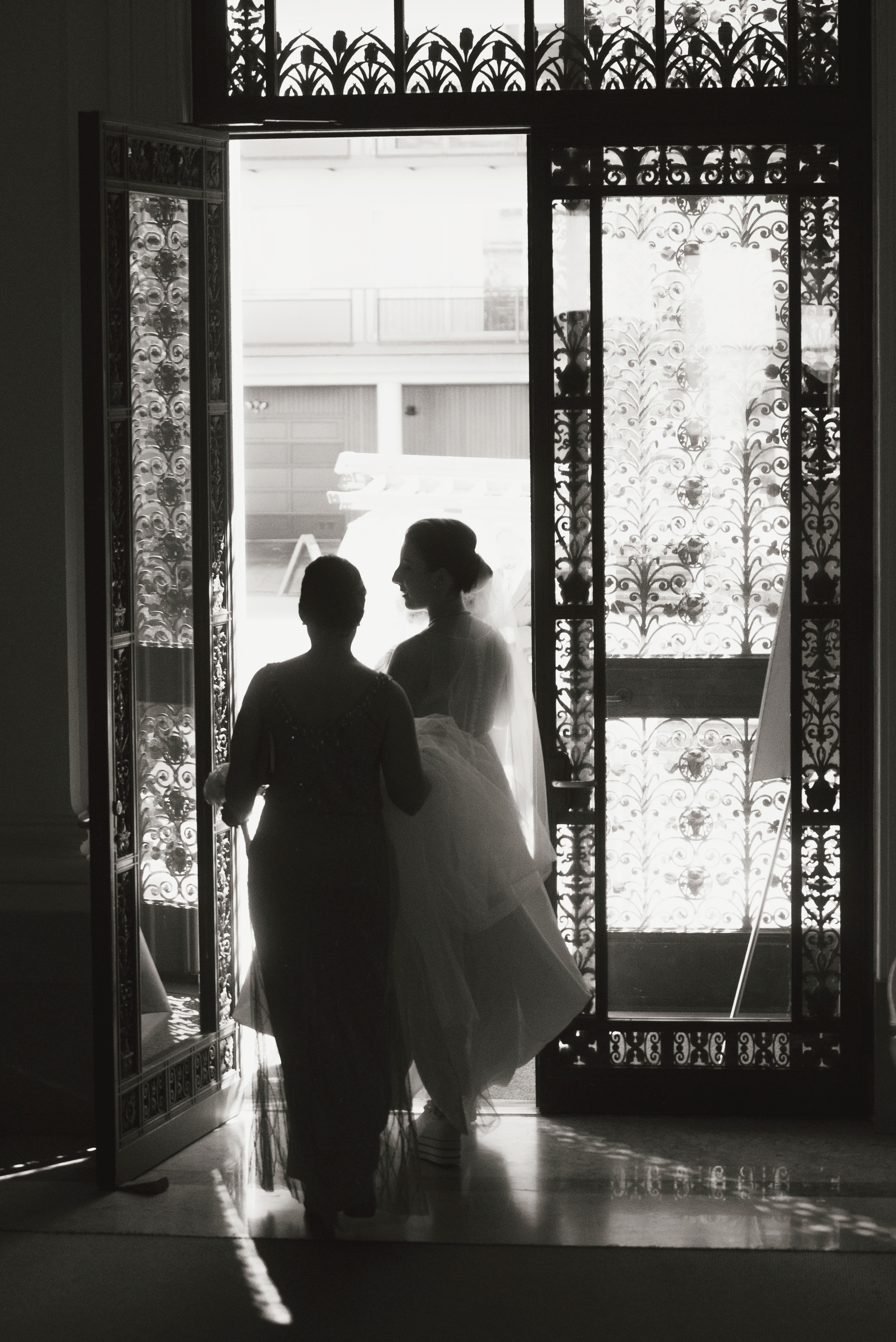 Stunning October Wedding | San Francisco City Hall - Andrew Weeks Photography