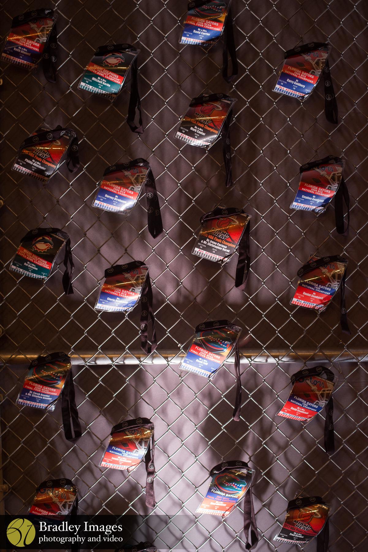 Florida Gators Theme Bat Mitzvah - Bradley Images