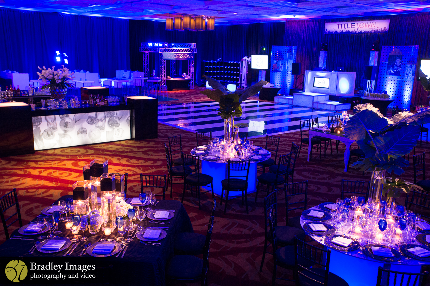 Florida Gators Theme Bat Mitzvah - Bradley Images