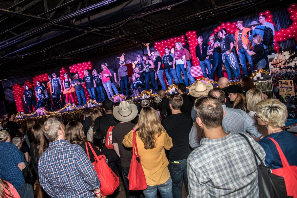 Meat Fight 2017 - Longhorn Ballroom