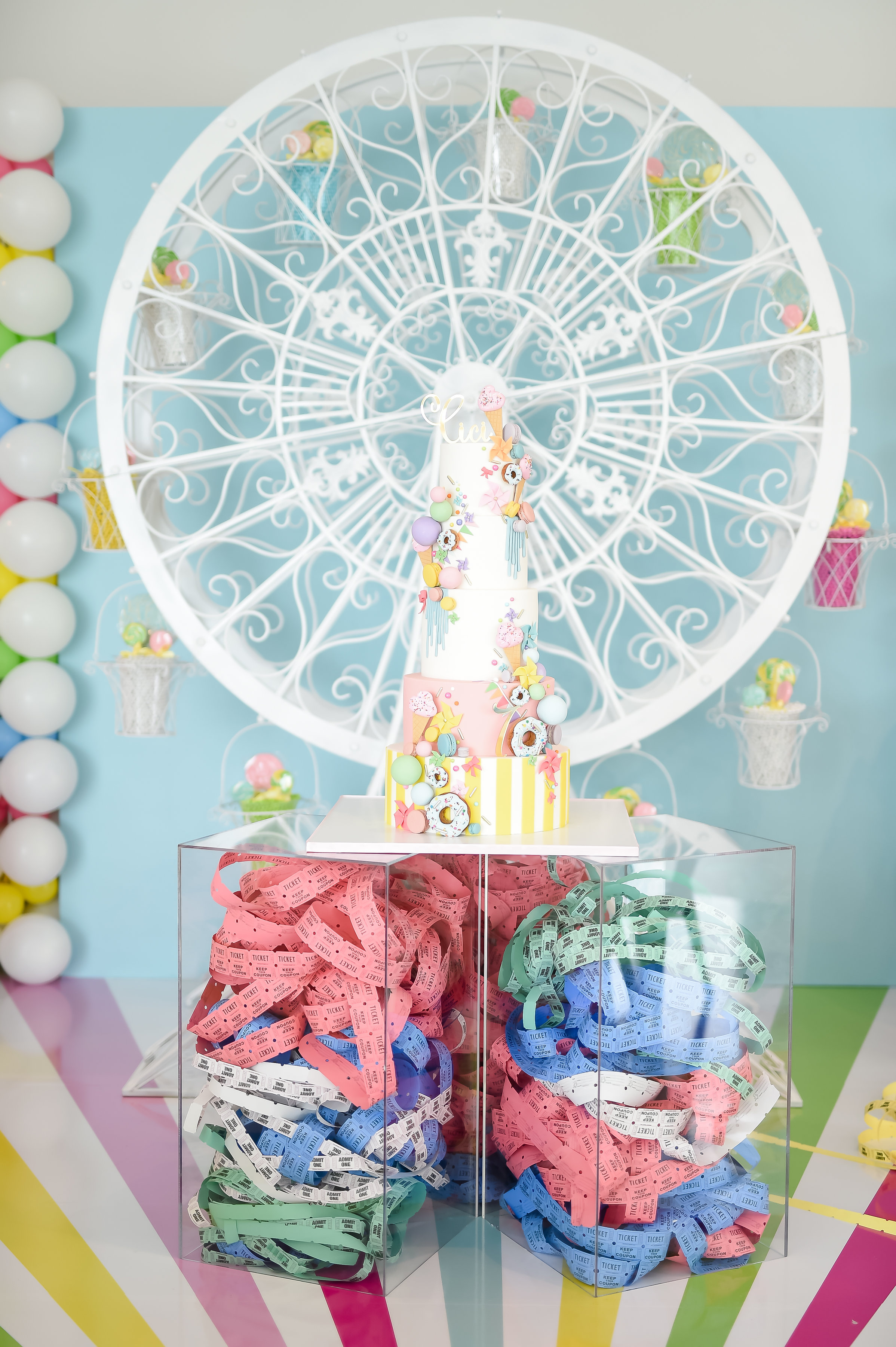 Cici's Carnival - One Inspired Party
