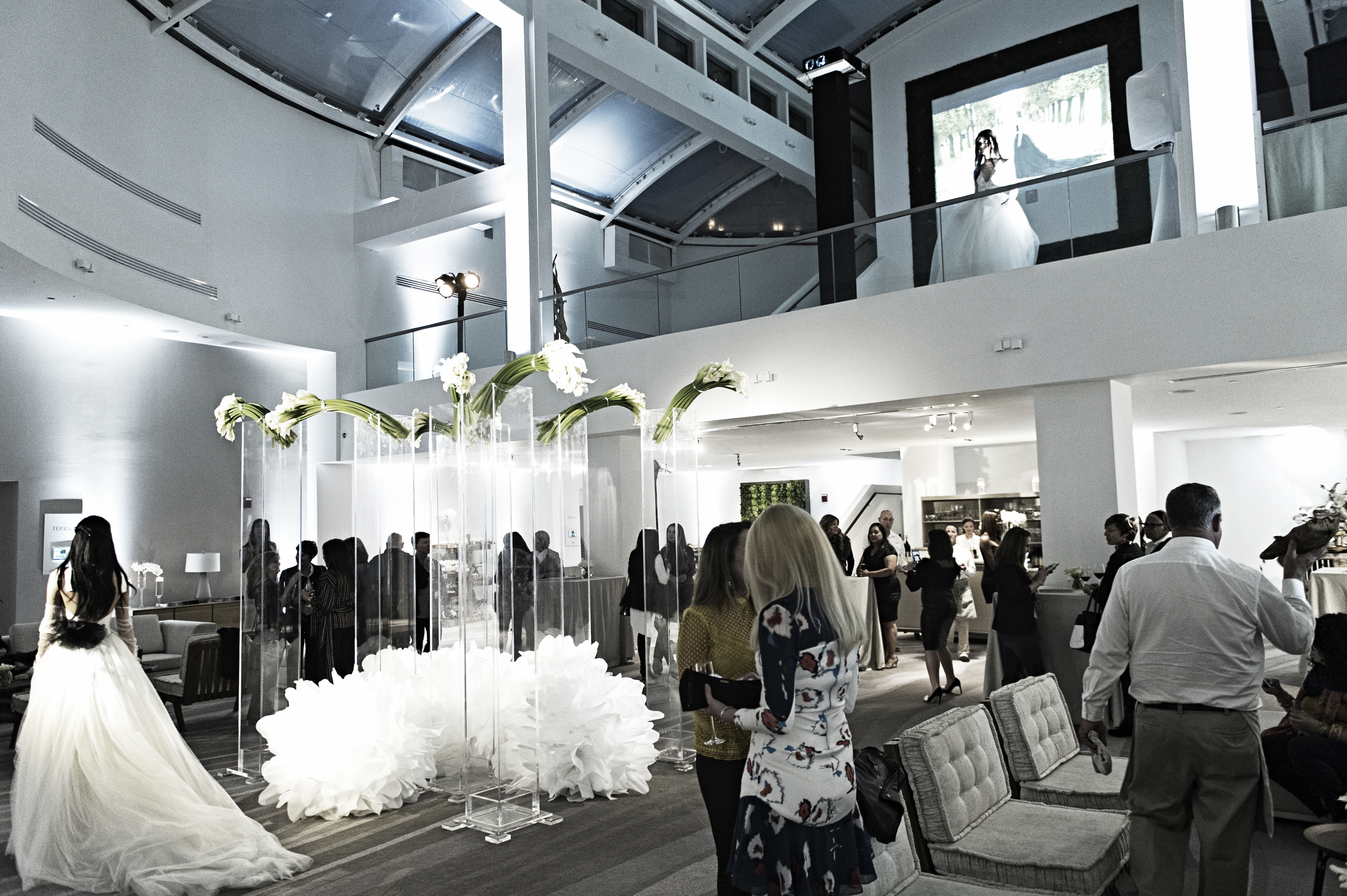 Vera Wang Fall 2018 Bridal Collection Preview - YSD Events
