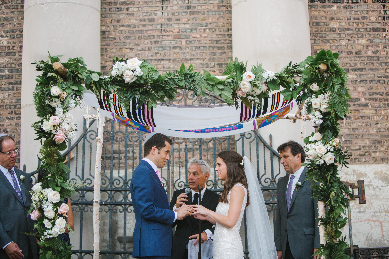 Sarah and Jordan's Late Summer Wedding - Artifact Events