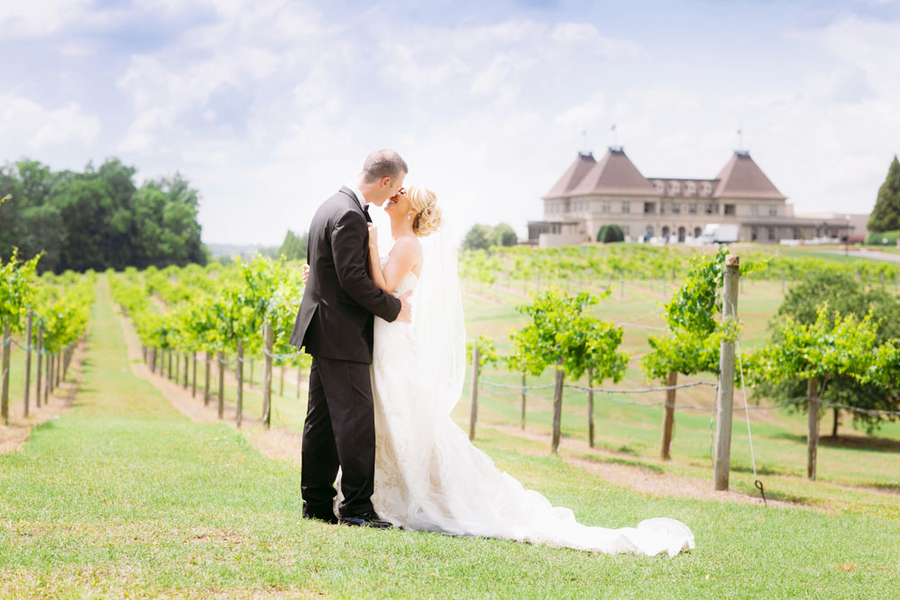Georgia Vineyard Wedding - Clane Gessel Photography
