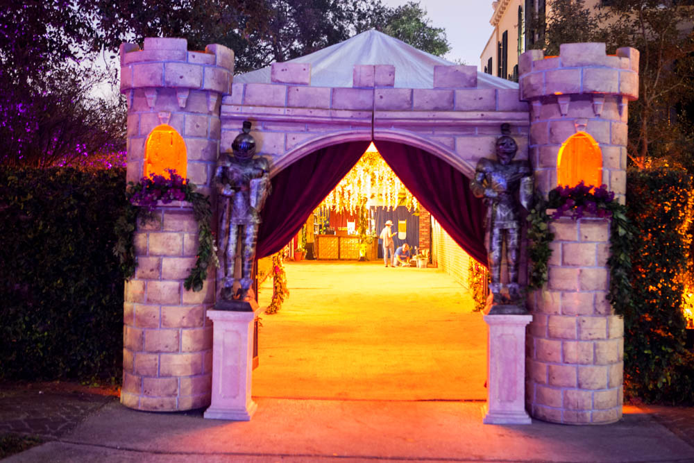 An Elizabethan Gala - Belladeux Event Design