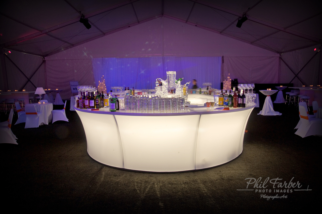 Tented Corporate Event - Weddings Inc.