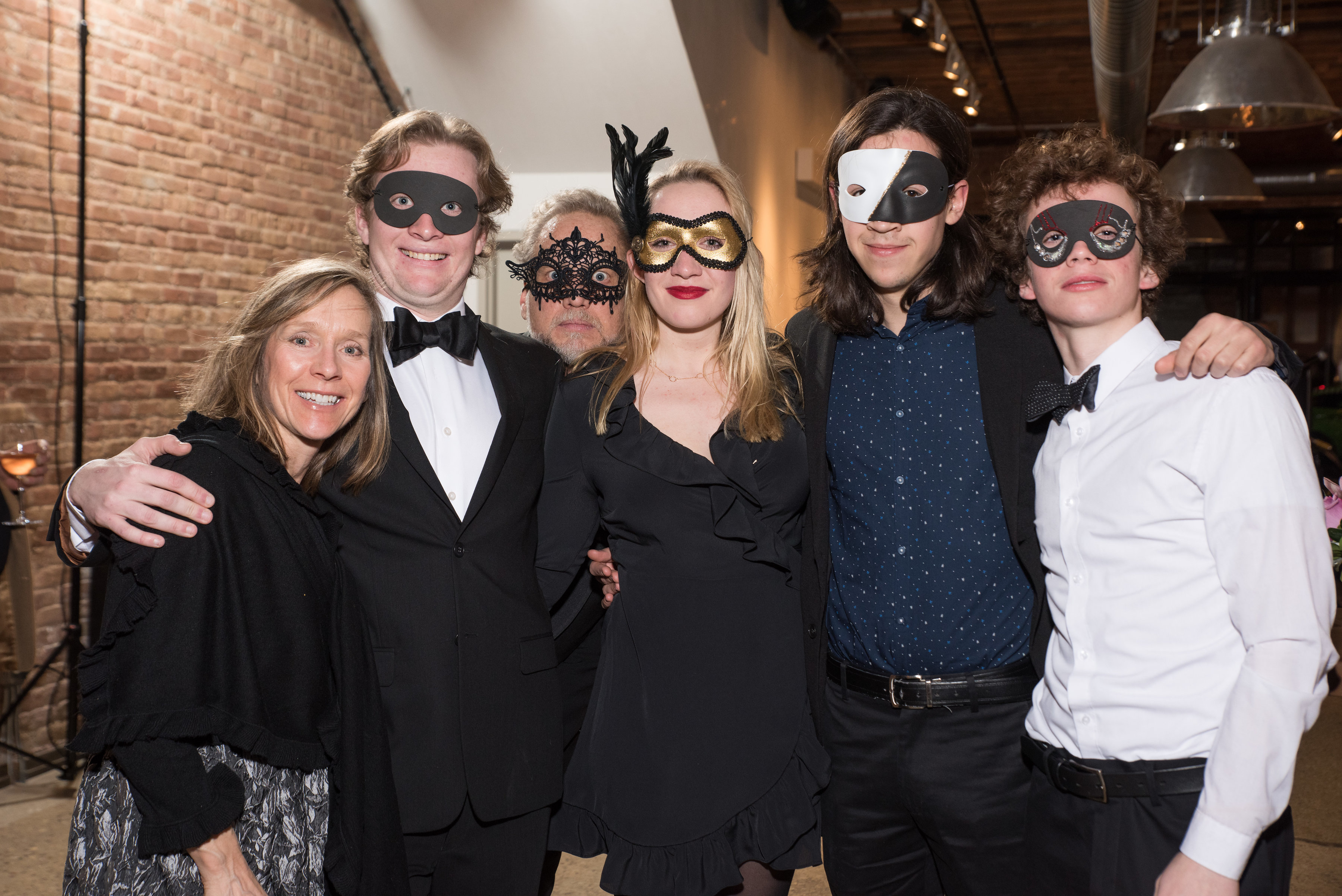 Masquerade 50th Birthday - Andre LaCour Photography