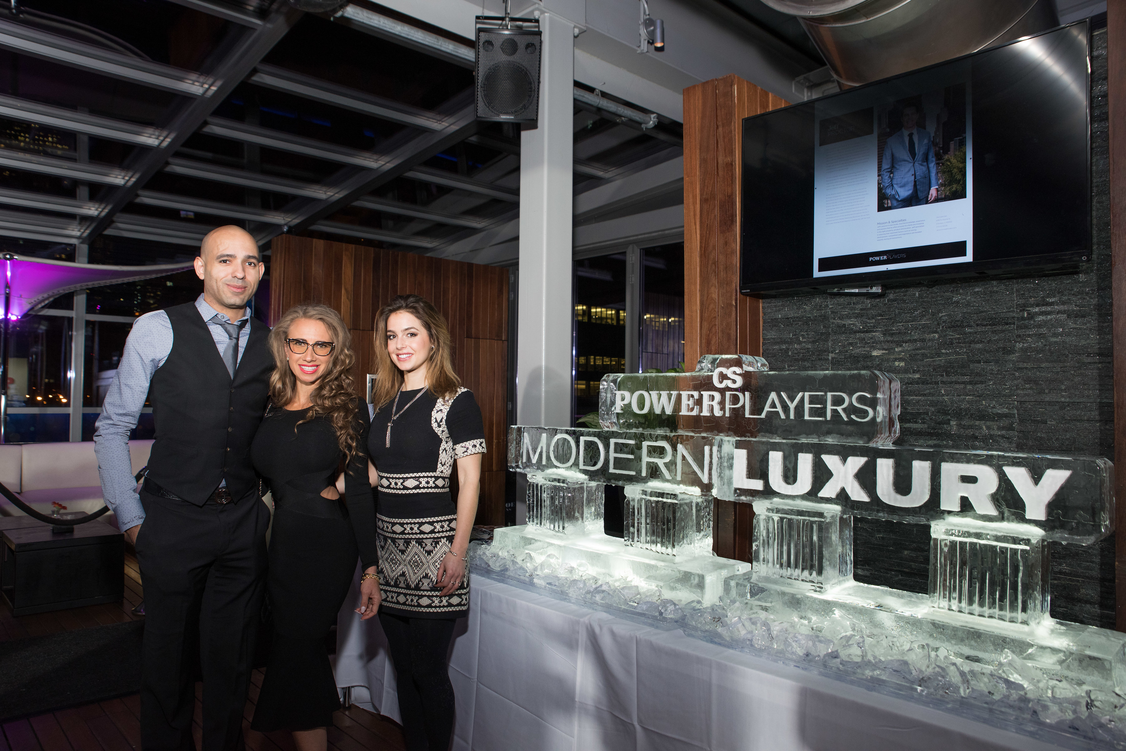 Modern Luxury Men's Book Event - Andre LaCour Photography