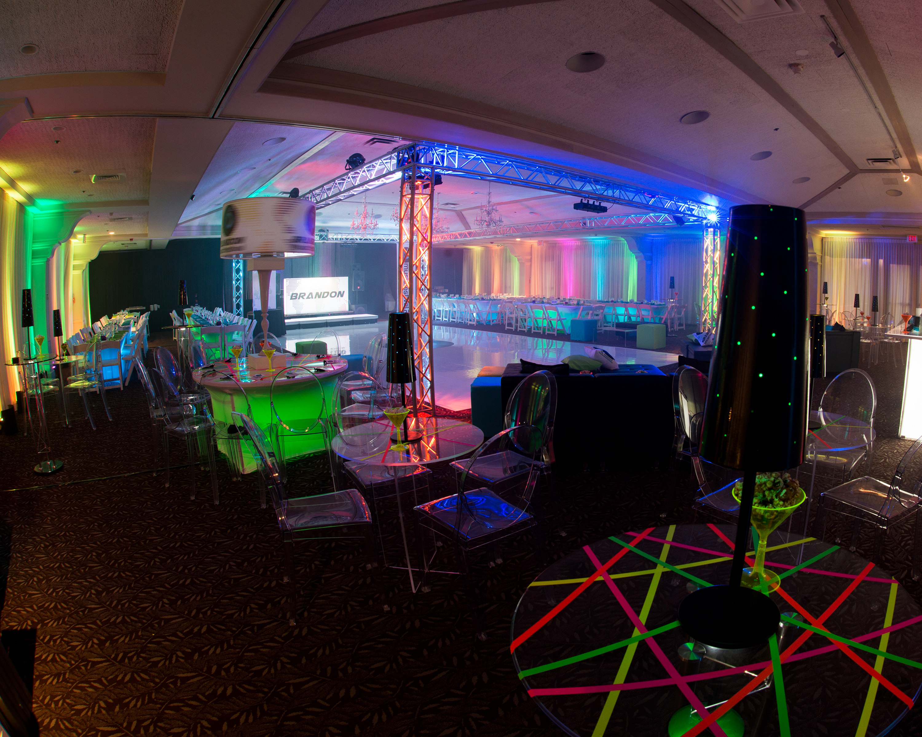 Clubby Bar Mitzvah - Epic Events