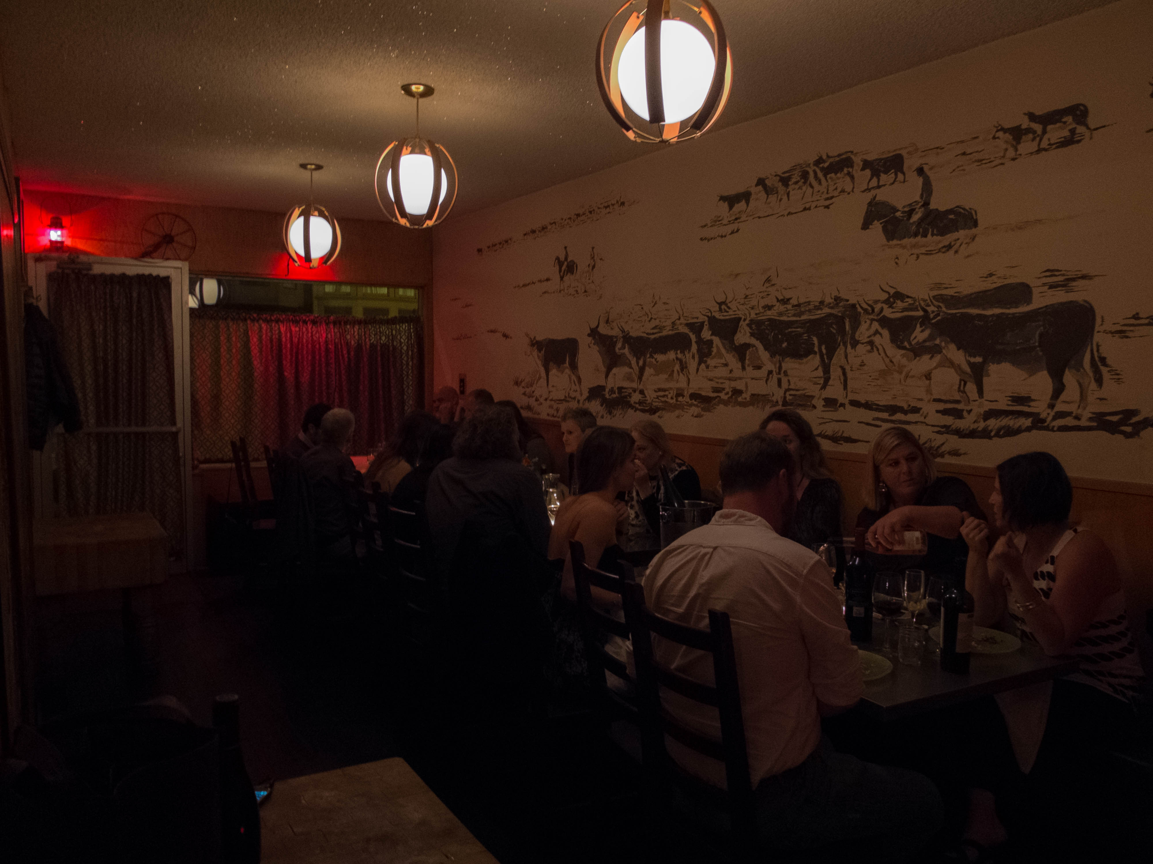 Dining With The Mob - The Liquor Store LLC