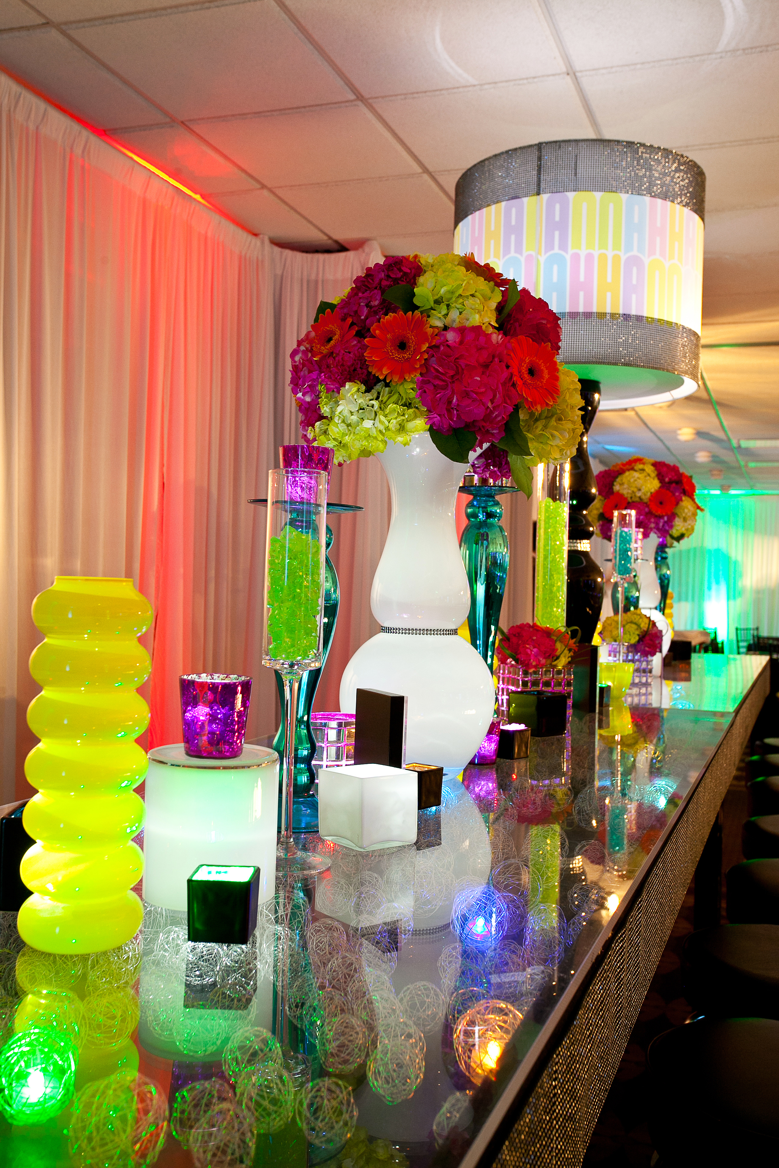 Colorful Bat Mitzvah - Epic Events