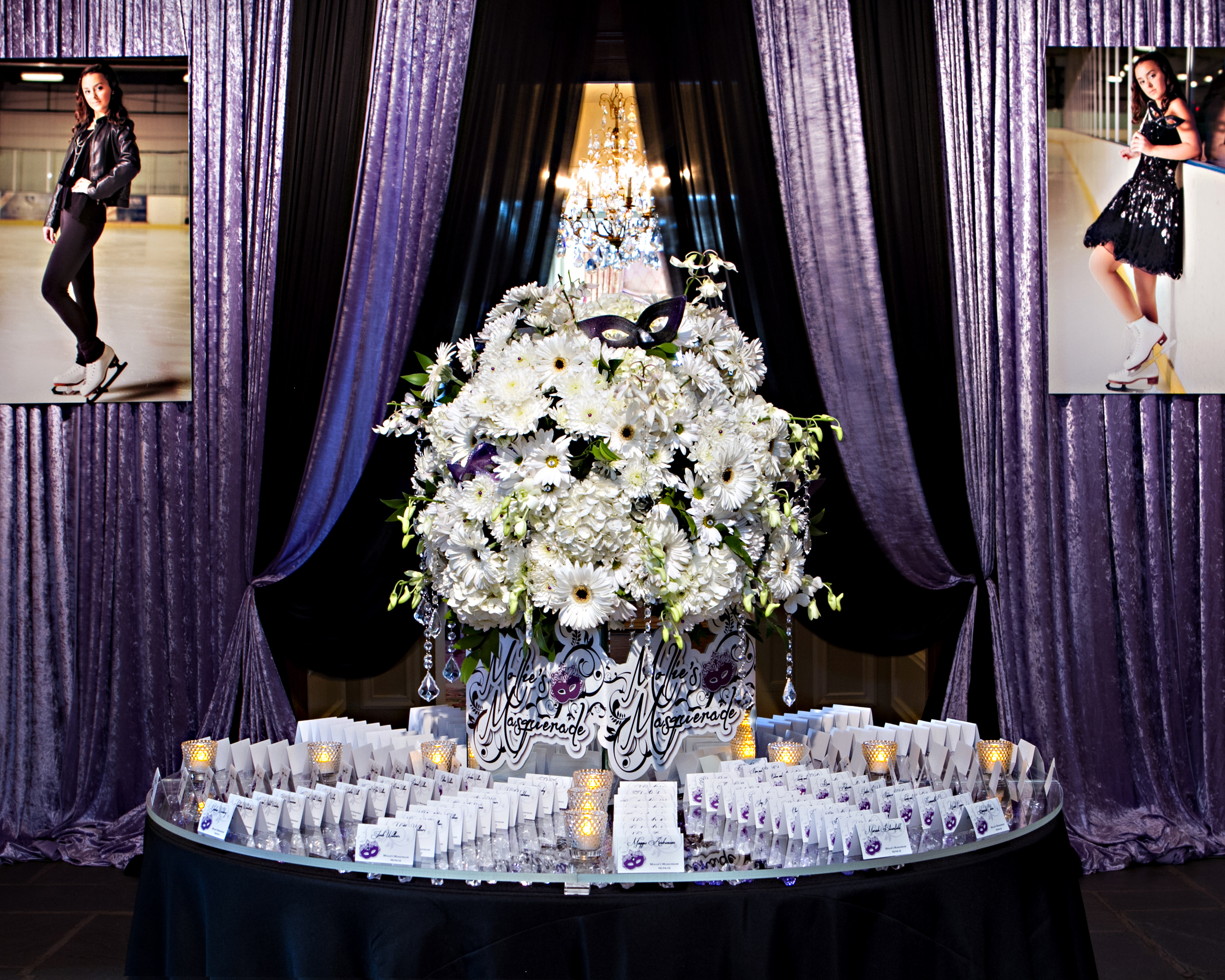 Posted by Epic Events - A Design/Decor/Floral professional