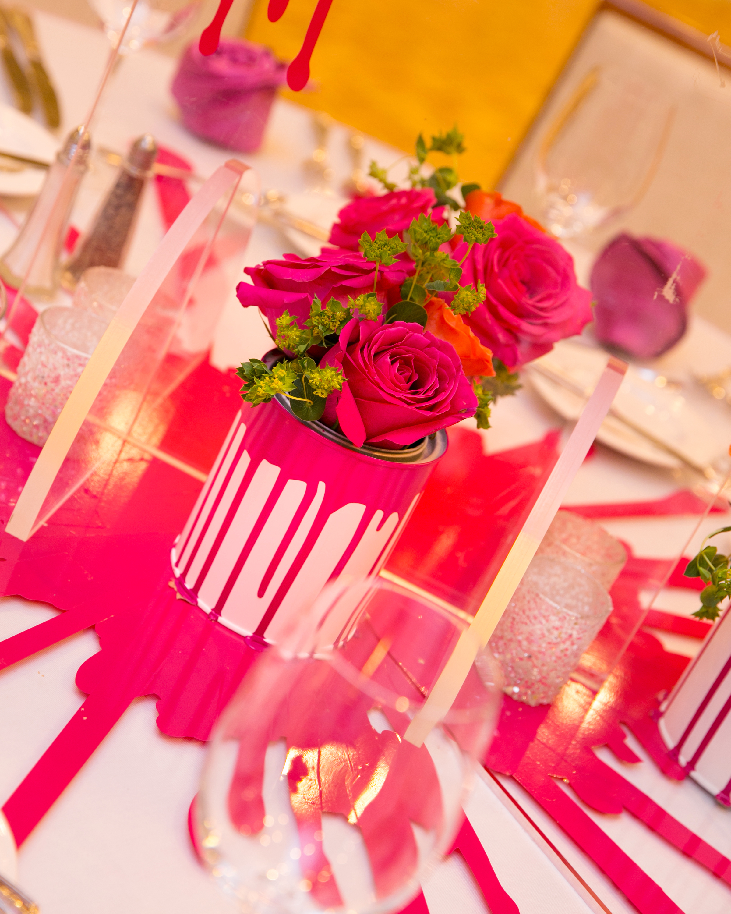 LIV IN COLOR Bat mitzvah - Epic Events