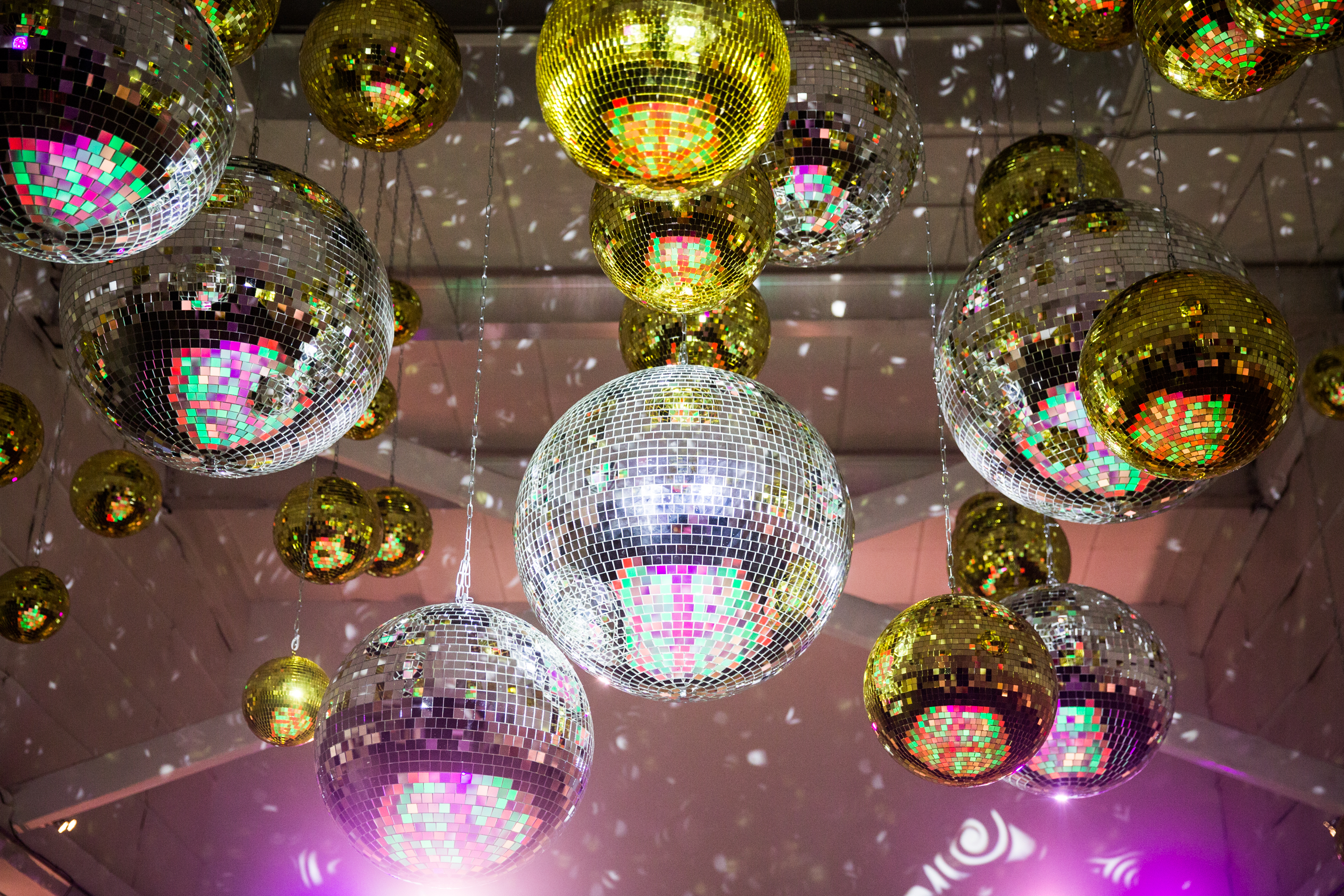 Droga5 Holiday Party 2017 - TINSEL Experiential Design