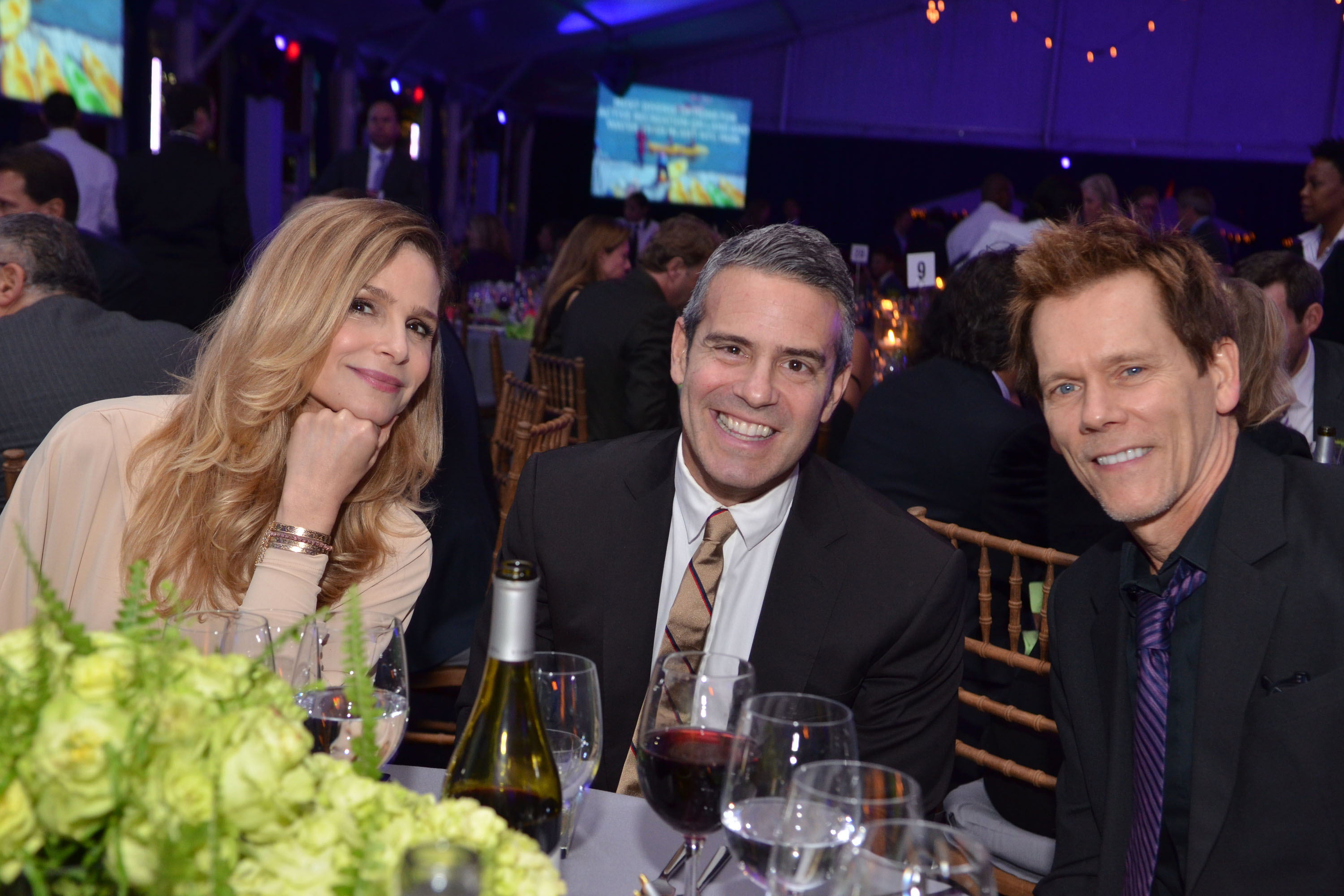 Friends of Hudson River Park Benefit - On The Move