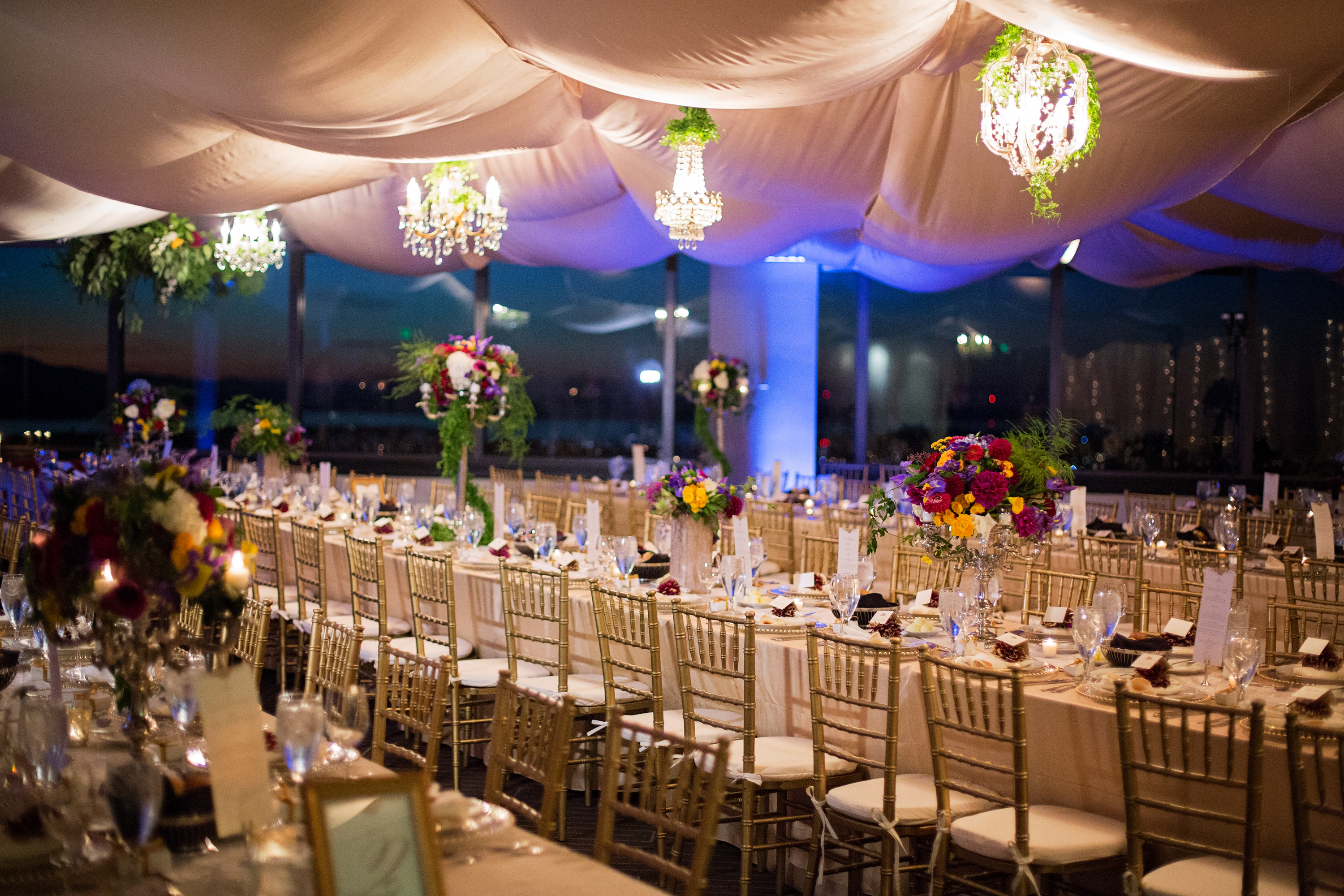 Romantic Downtown Wedding - Valley & Company Events