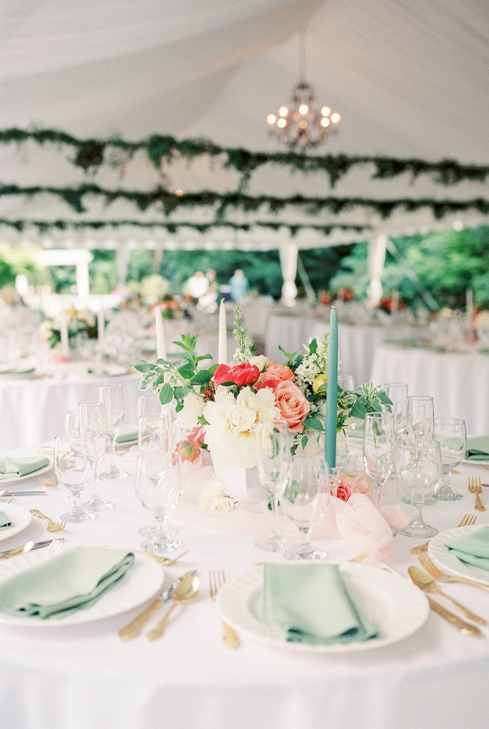 Colorful Summer Wedding - Valley & Company Events
