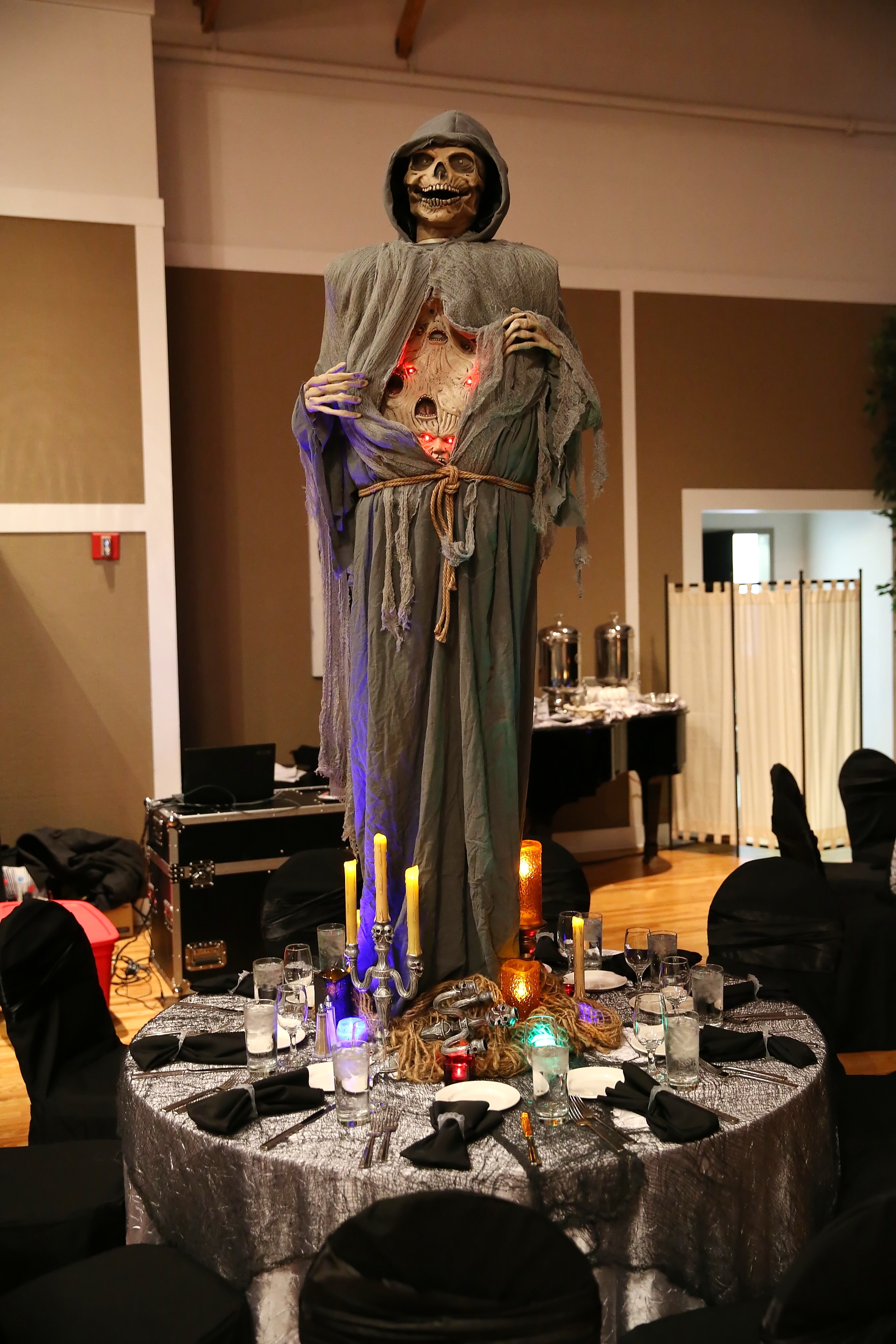 Halloween Themed Bar Mitzvah - Epic Events