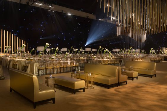 69th Emmys Governors Ball - Sequoia Productions