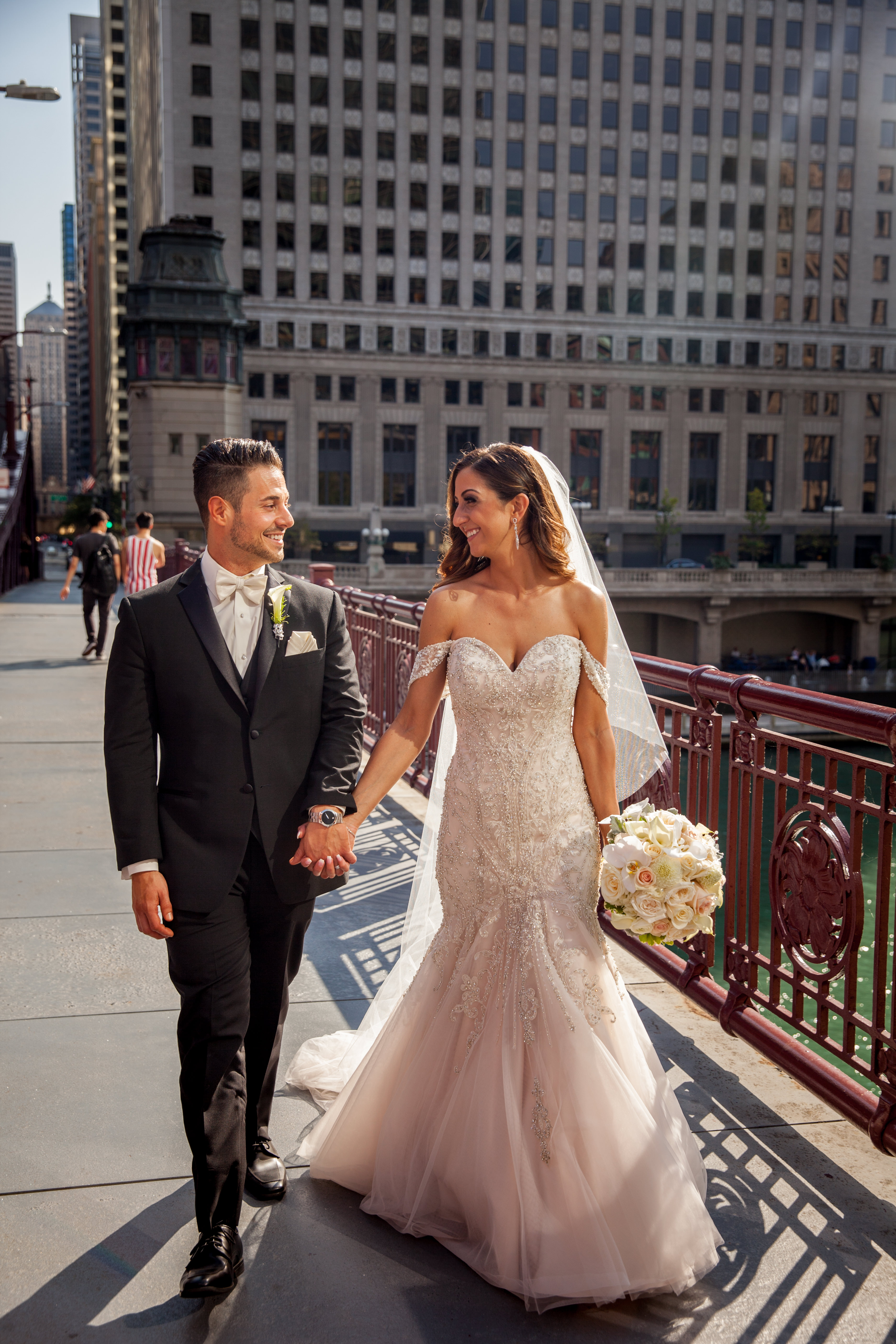 A Shimmering Wedding - The Estate by Gene & Georgetti