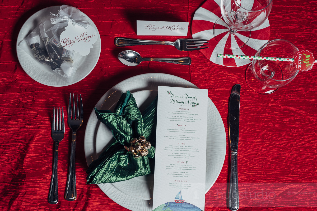 The Huestudio + Company | Family Holiday Private Dinner | PartySlate