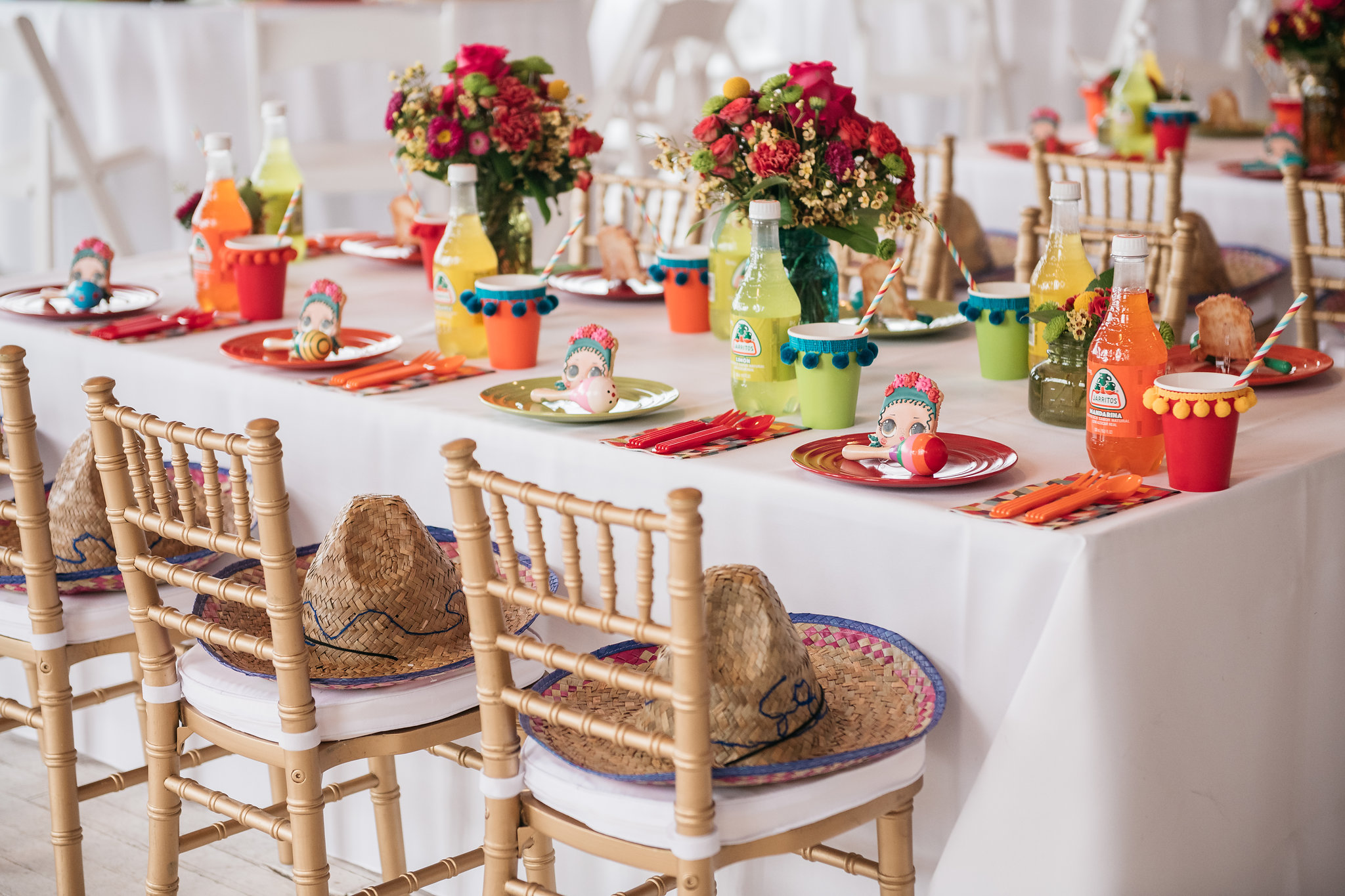 Ultimate Mexican Fiesta Kids Birthday Party - Nicole Marie Events