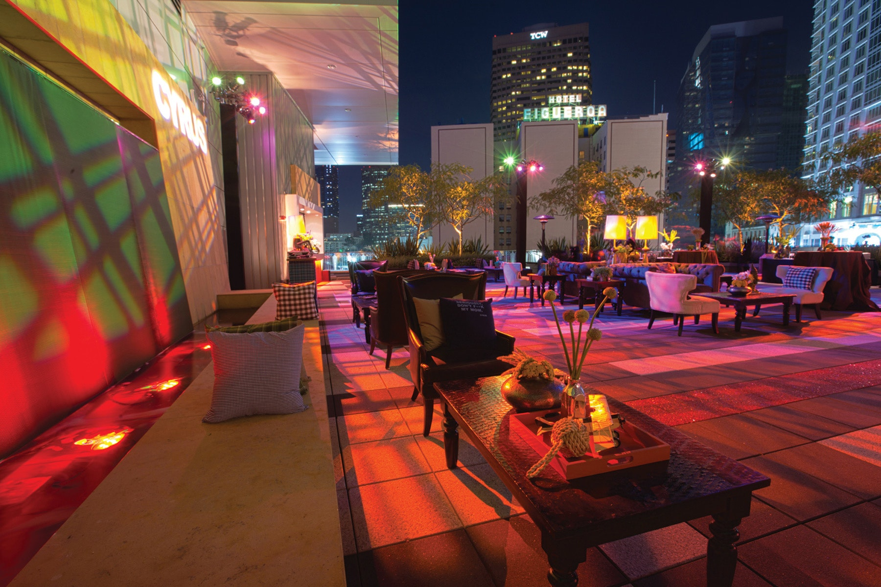 Photo Hosted By PartySlate & L.A. LIVE | The Terrace | PartySlate