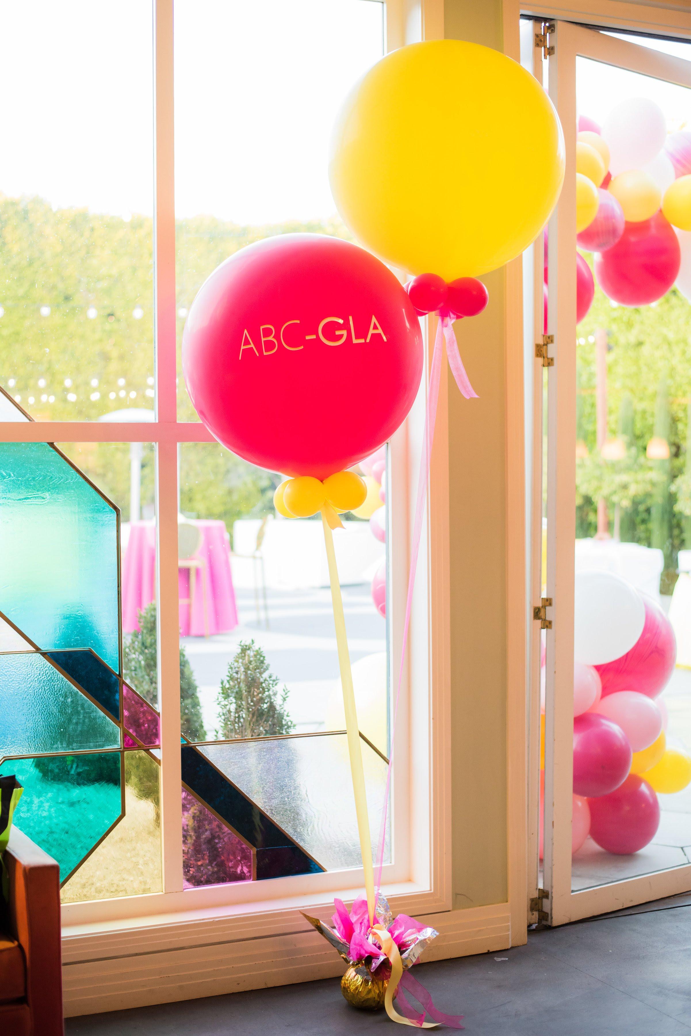 ABC GLA UnValentine's Party - Balloonzilla