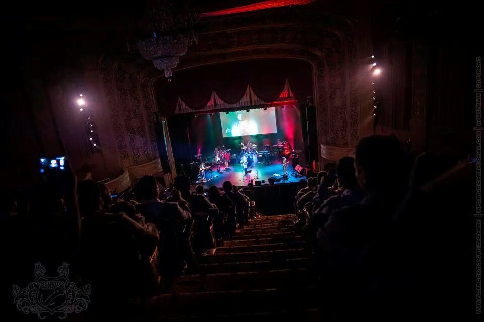 Bollywood Concert - Huqa: Live