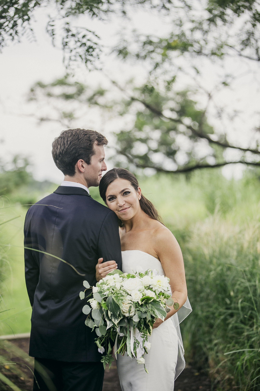 Beachside Garden Party Wedding - Love Life Images