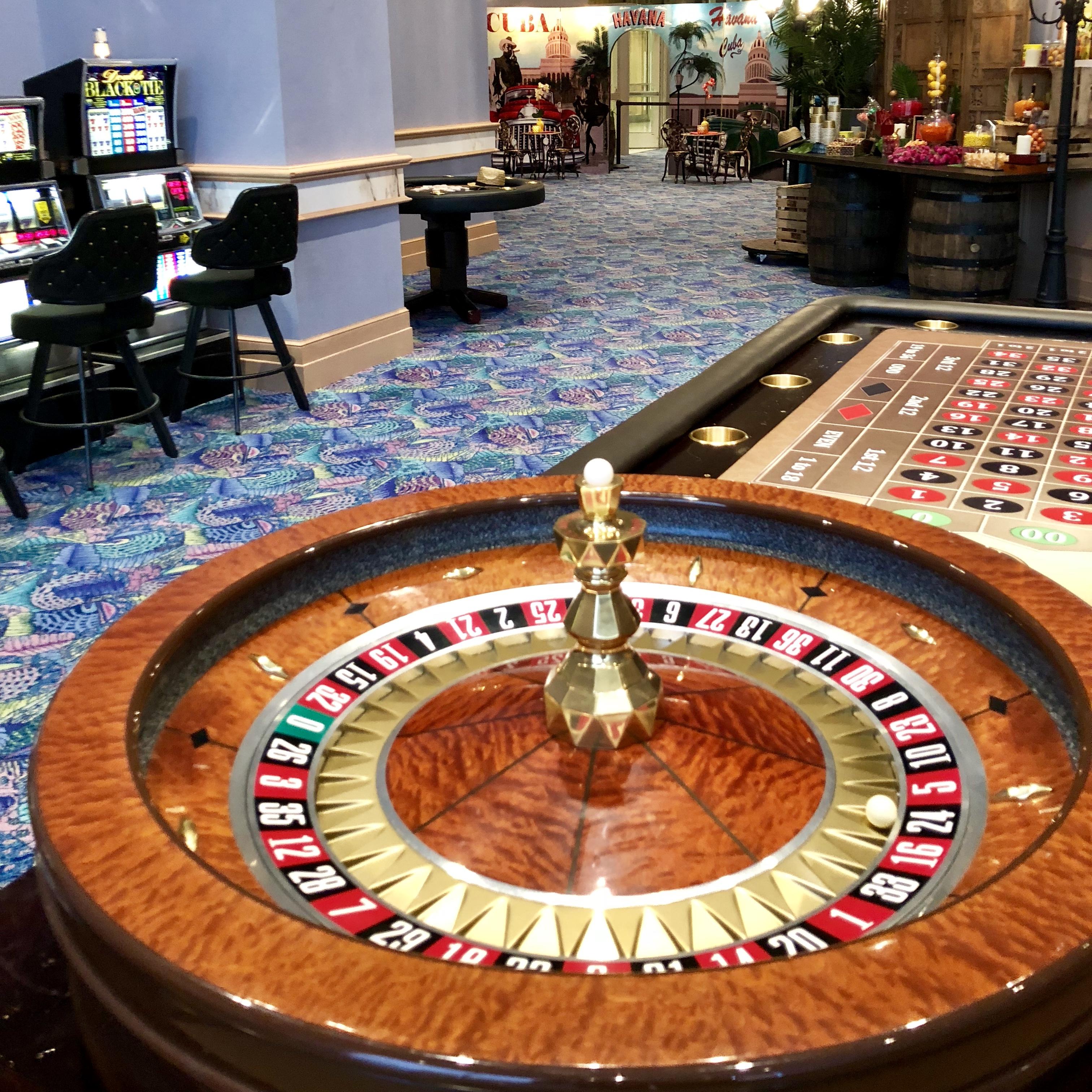 Havana at Donald E Stephens Convention Center - Chicago Casino Suppliers