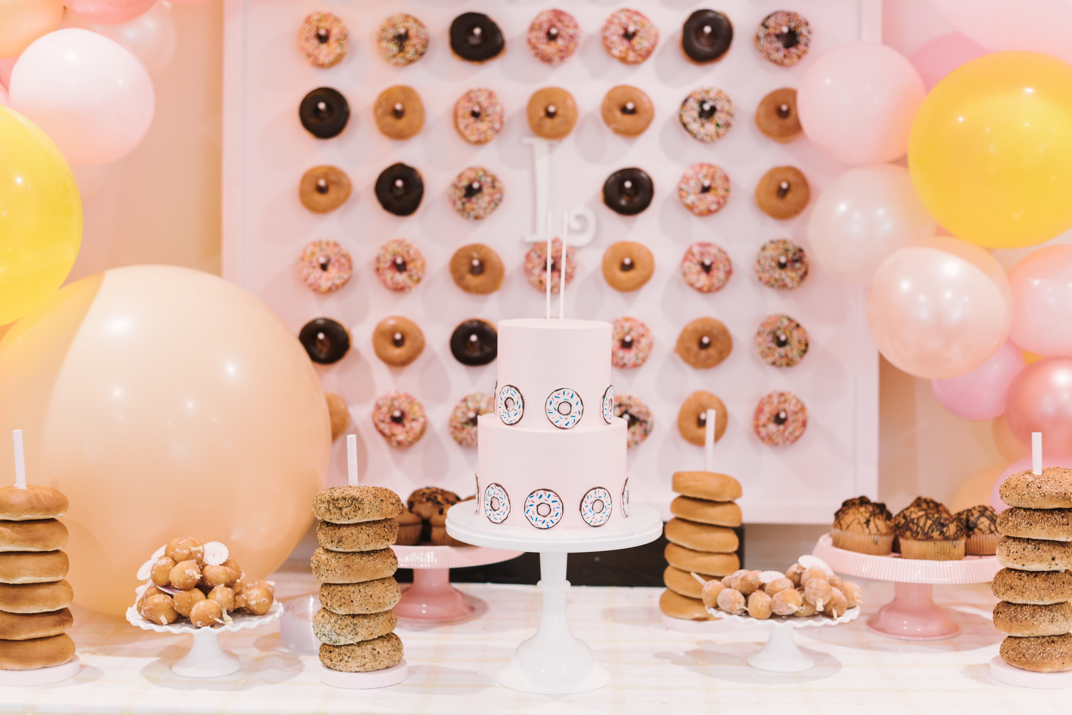 Whimsical 2nd Birthday Party - HoneyFitz Events