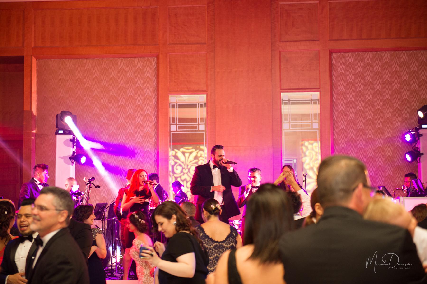 Sophisticated Miami Wedding @ Four Seasons Hotel - AL-Vento Entertainment