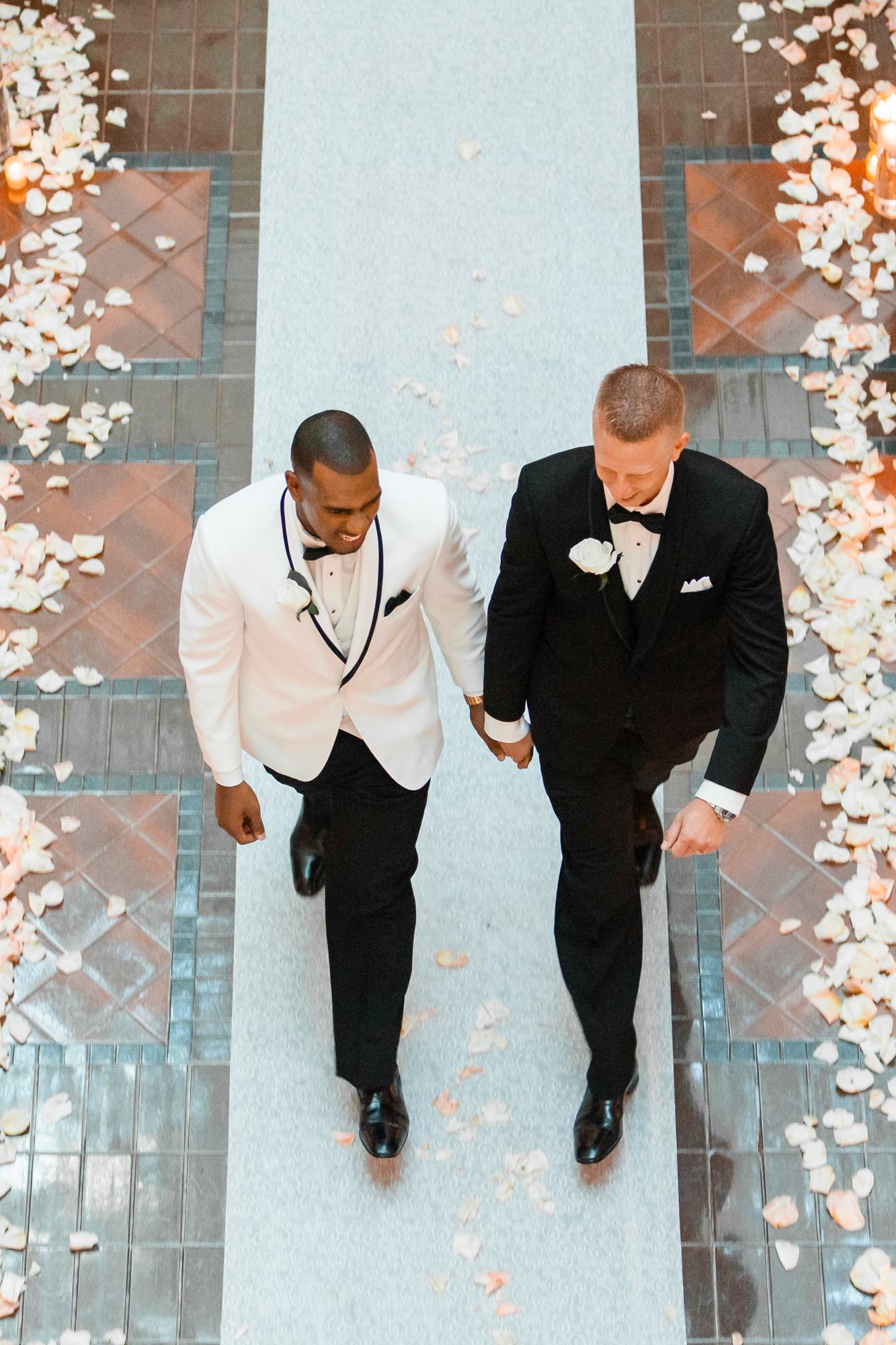 Chris & Antonio's Wedding - J'aime Events