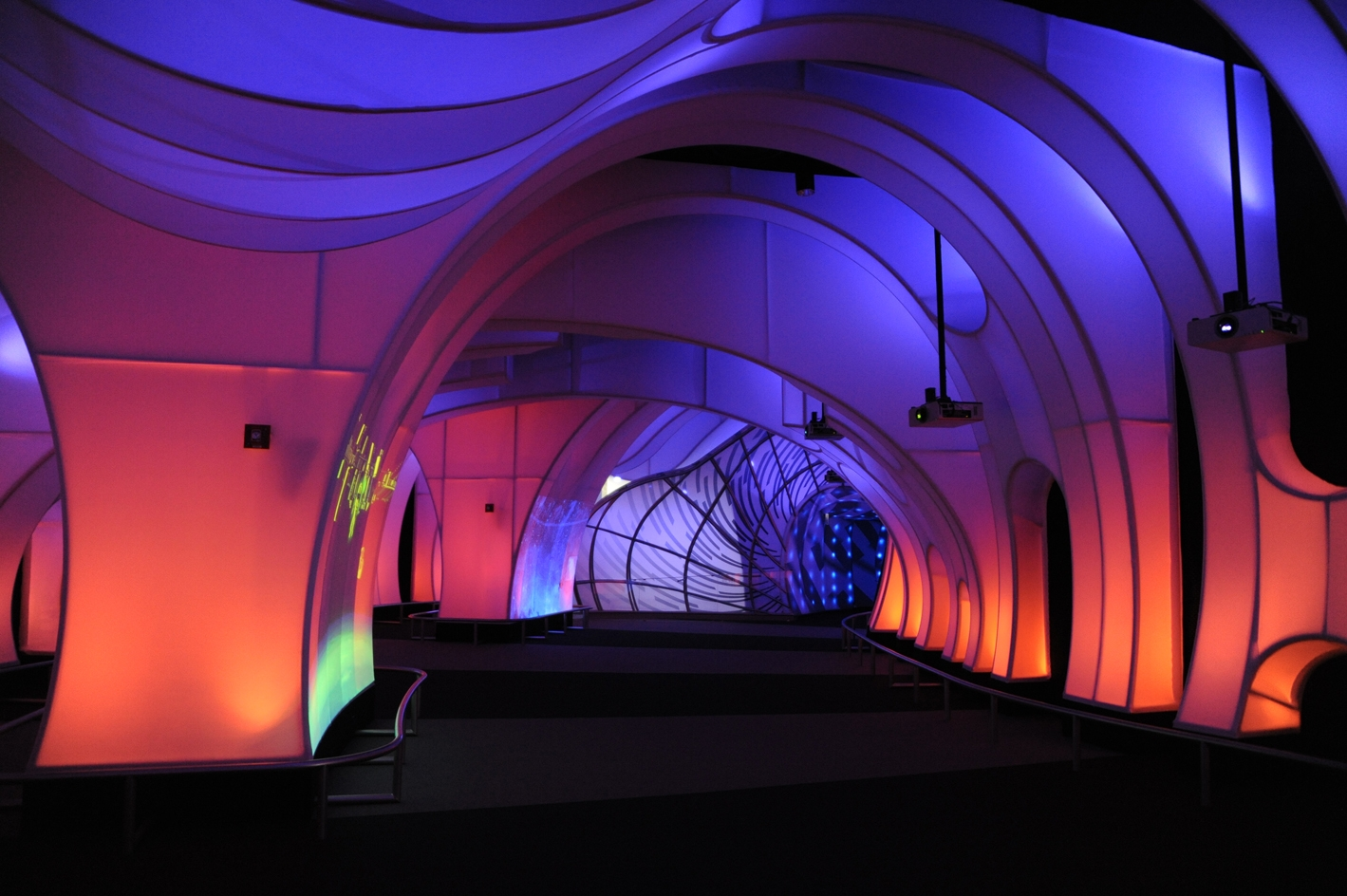 Clark Family Welcome Gallery - Adler Planetarium