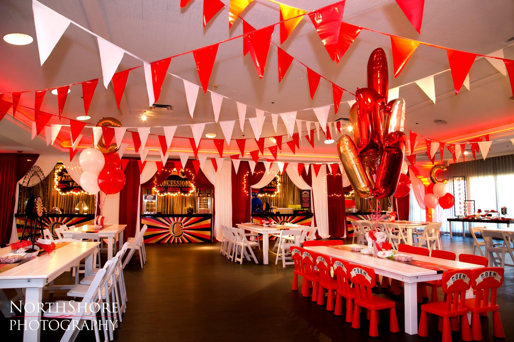 First Birthday Bash - Alison Ross Events