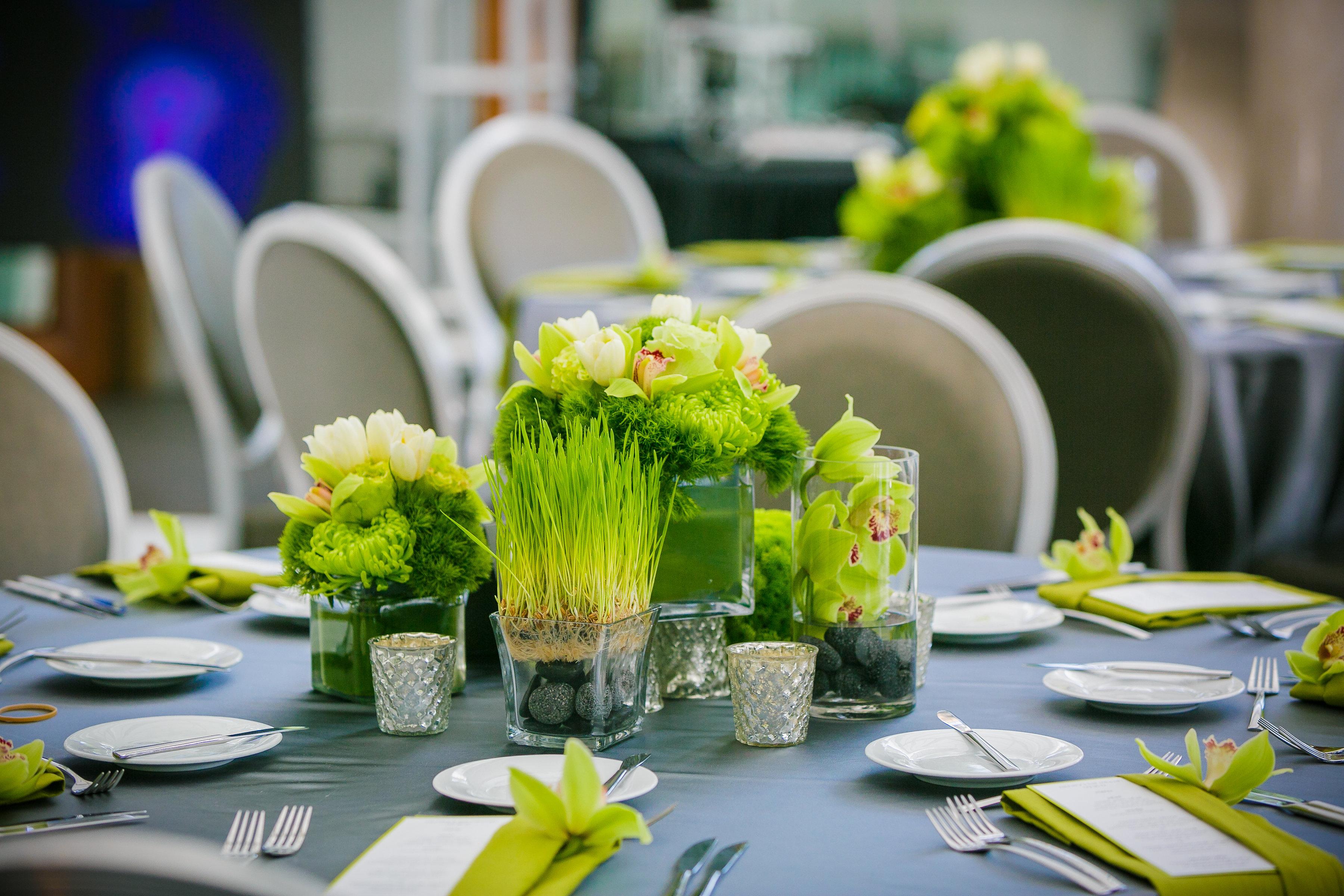 Spring Green Bar Mitzvah - Marketa Events