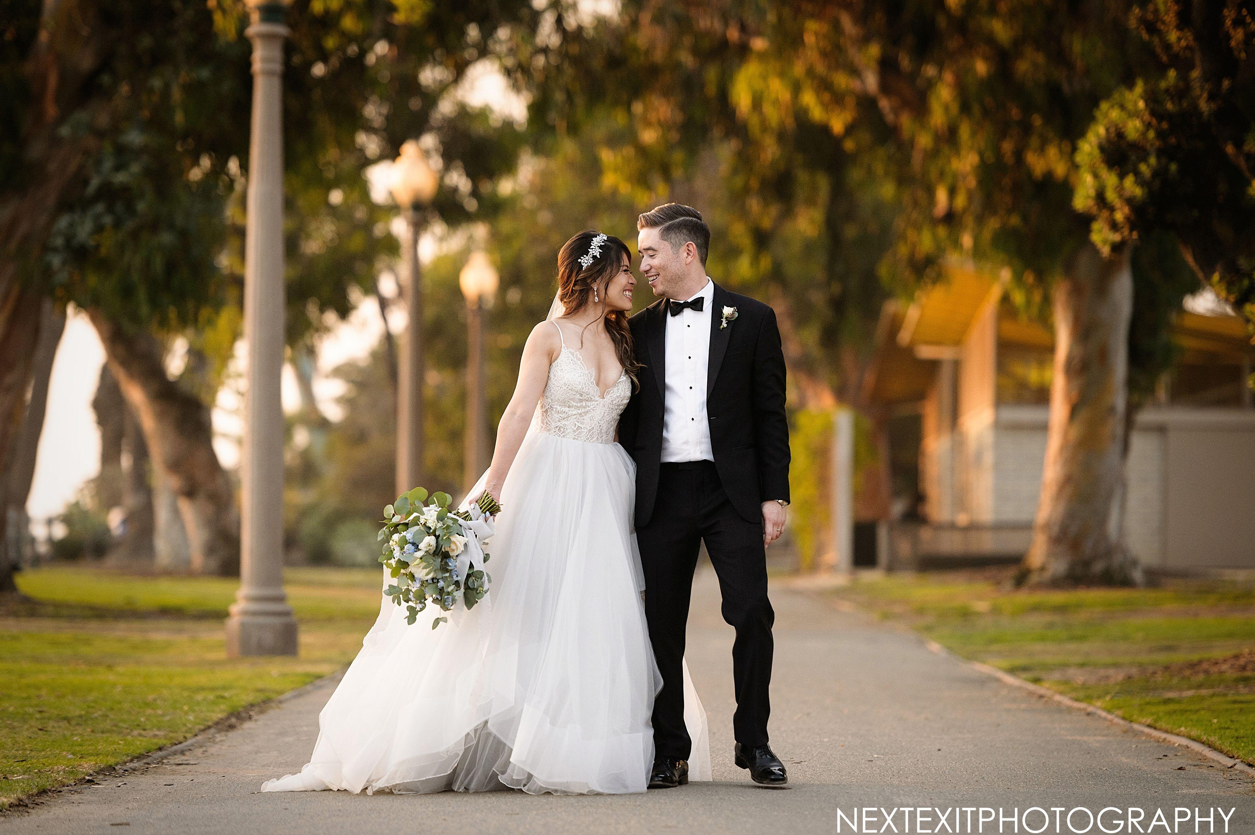 Cozy Santa Monica Fairmont Wedding - Next Exit Photography