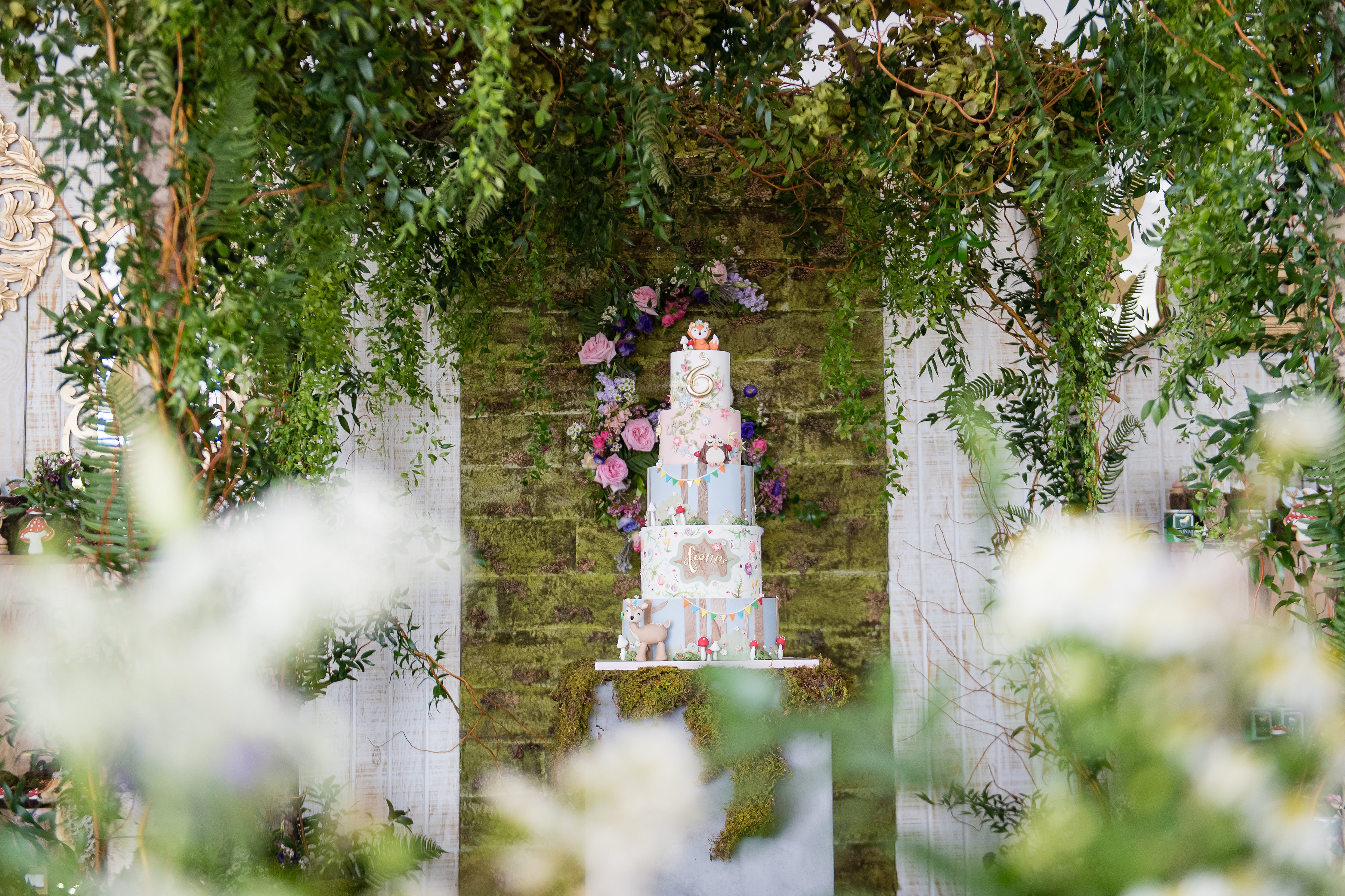 Fiona's Woodland - One Inspired Party