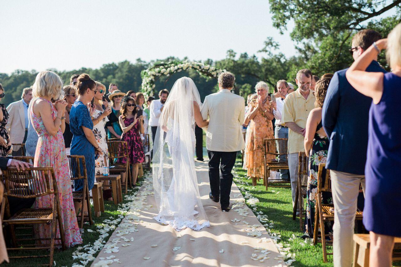 Farm Formal Tented Summer Wedding - Bliss Weddings & Events