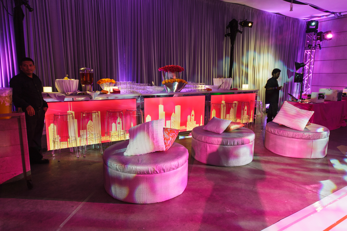 Tags bar and bat mitzvah event decor themes venues - Photo Hosted By Partyslate